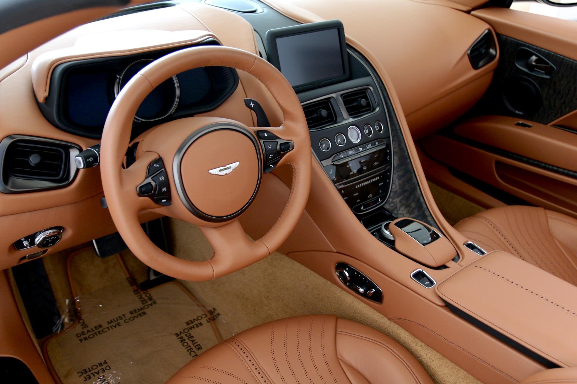 2019 Aston Martin Db11 Volante Stock 9nm05888 For Sale