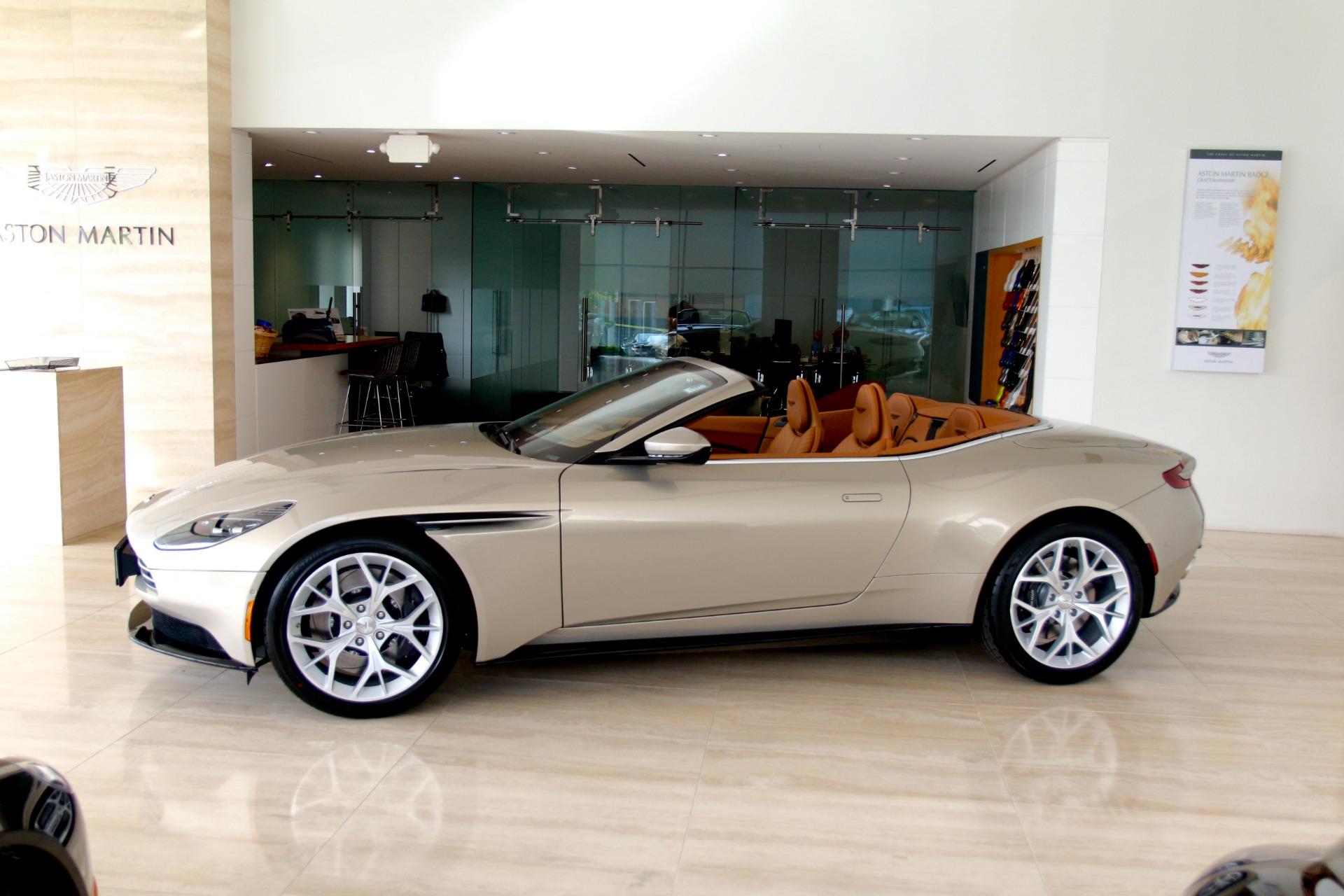 2019 Aston Martin Db11 Volante Stock 9nm05888 For Sale Near Vienna Va Va Aston Martin Dealer