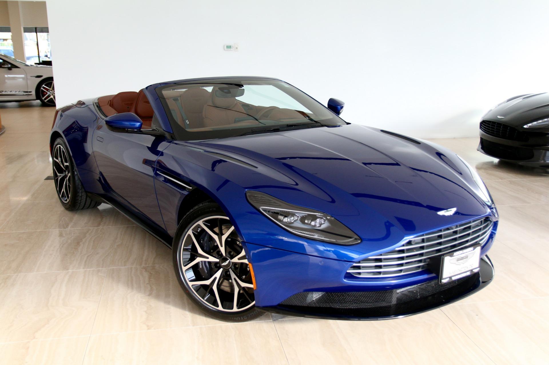 2019 Aston Martin Db11 Volante Stock 9nm05765 For Sale Near Vienna