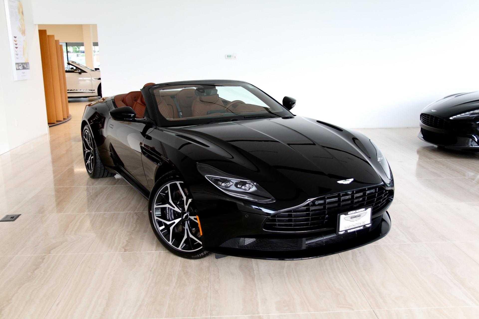 2019 Aston Martin Db11 Volante Stock 9nm05654 For Sale Near Vienna