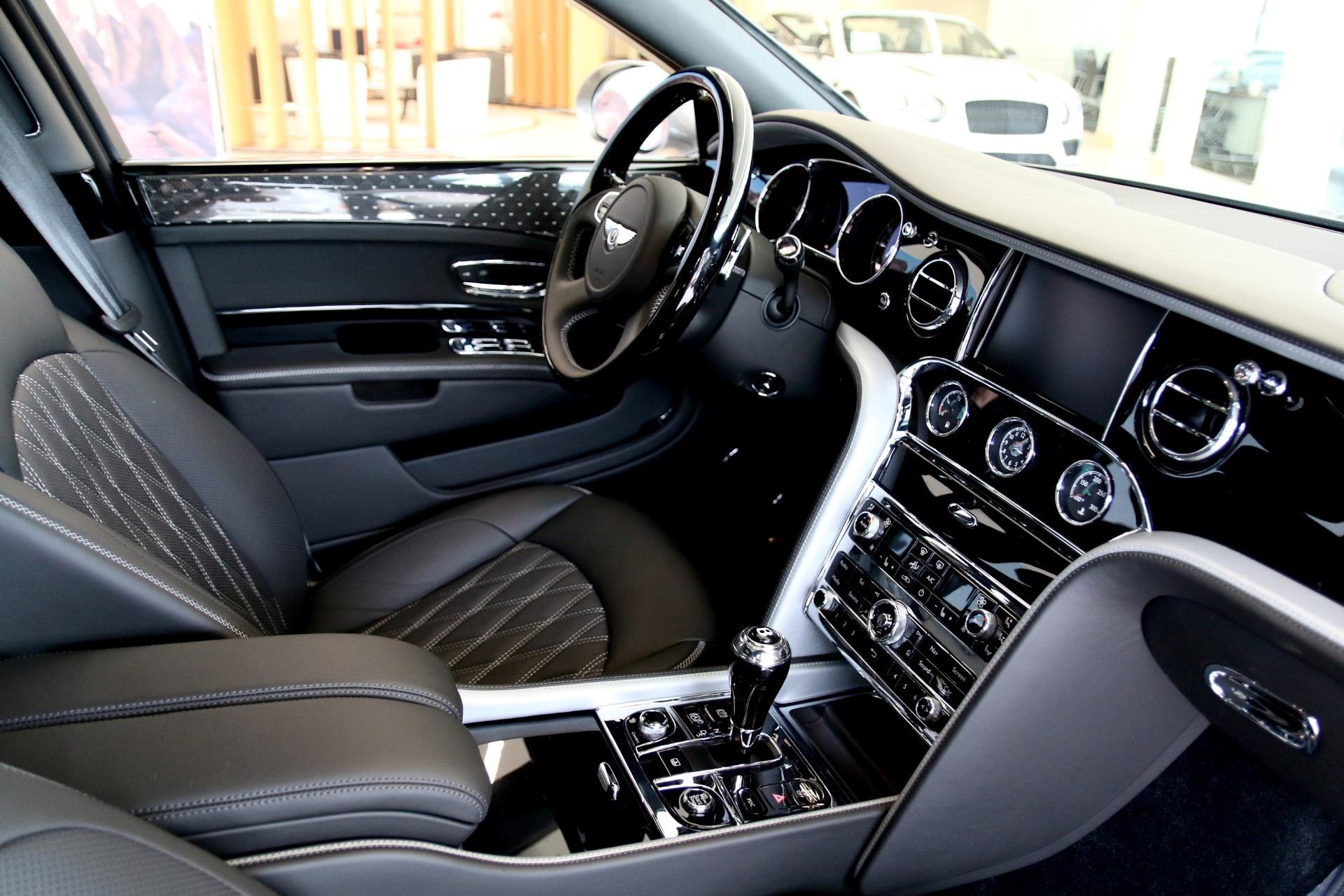 2018 Bentley Mulsanne Speed Stock # 8N003892 For Sale Near
