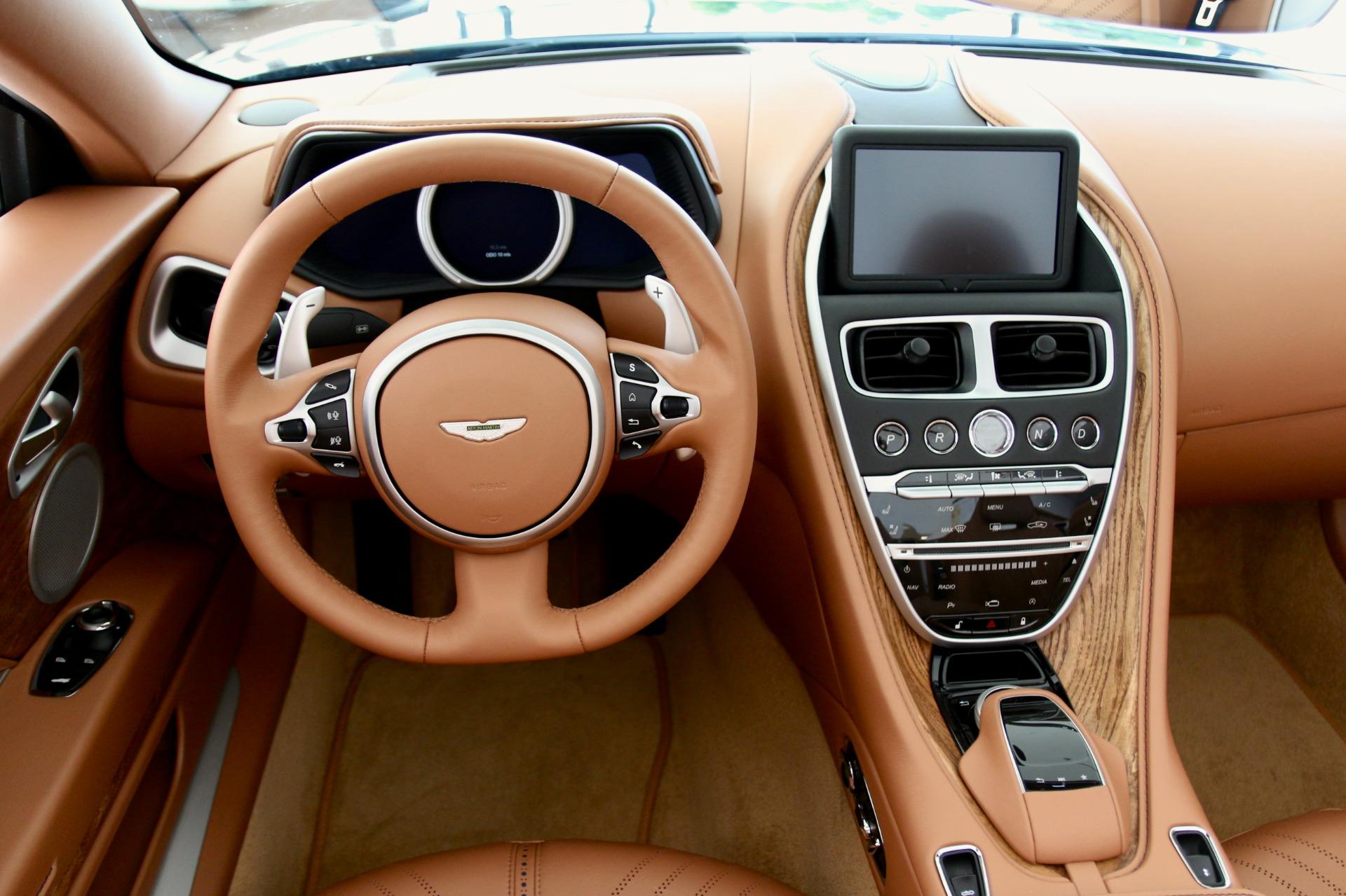 2019 Aston Martin Db11 Volante Stock 9nm06056 For Sale Near Vienna