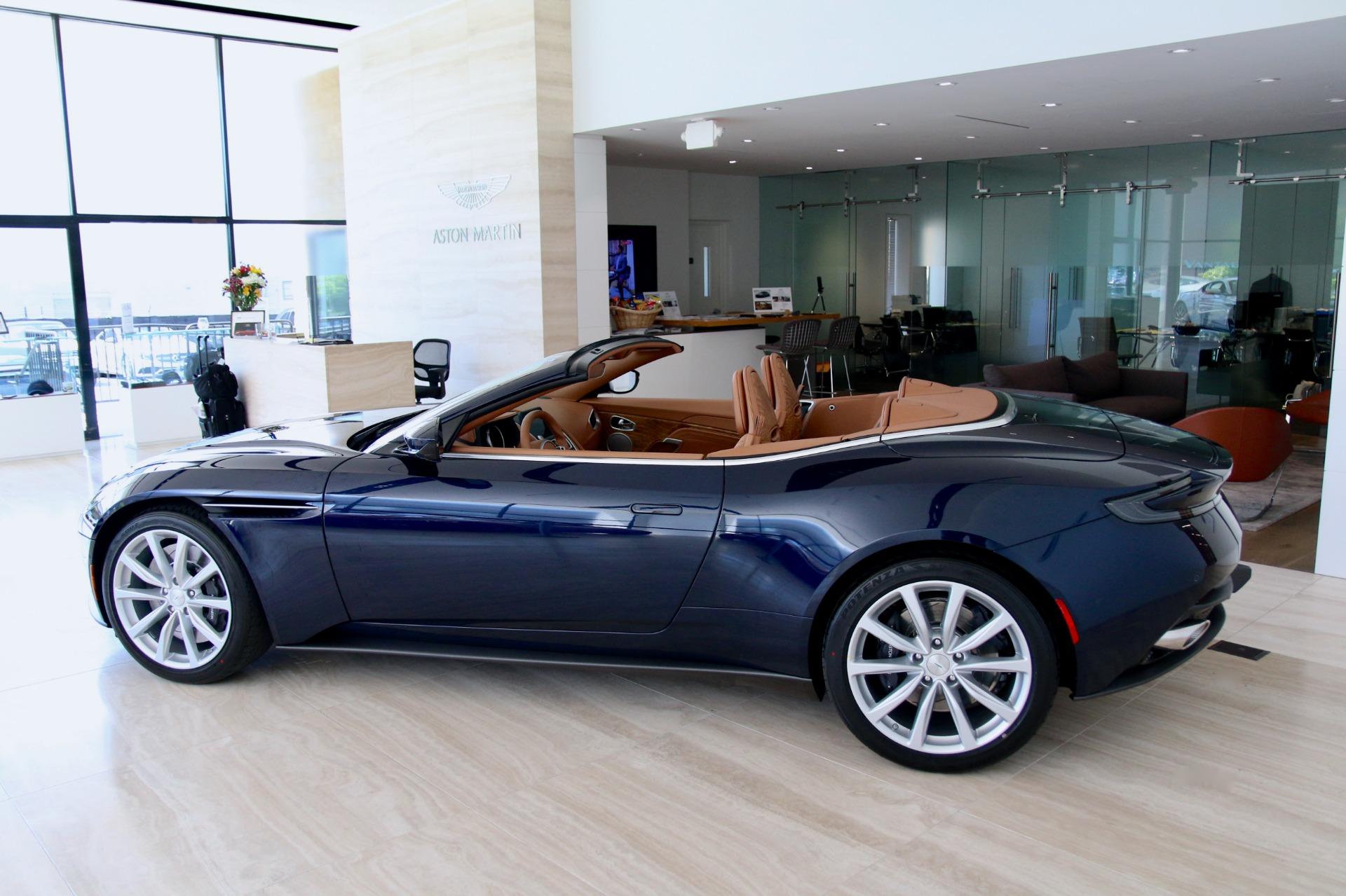 2019 Aston Martin Db11 Volante Stock 9nm06056 For Sale Near Vienna Va Va Aston Martin Dealer