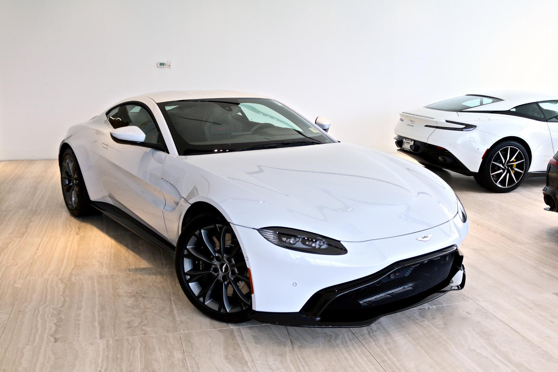 2019 Aston Martin Vantage Stock 9nn00180 For Sale Near Vienna Va Va Aston Martin Dealer