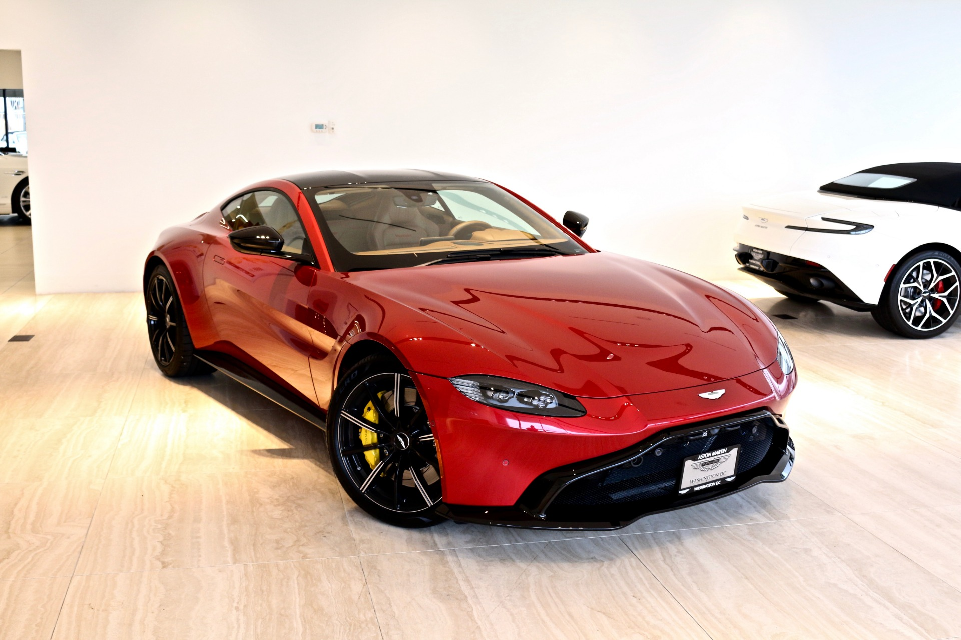 2019 Aston Martin Vantage Stock 9nn00128 For Sale Near Vienna Va