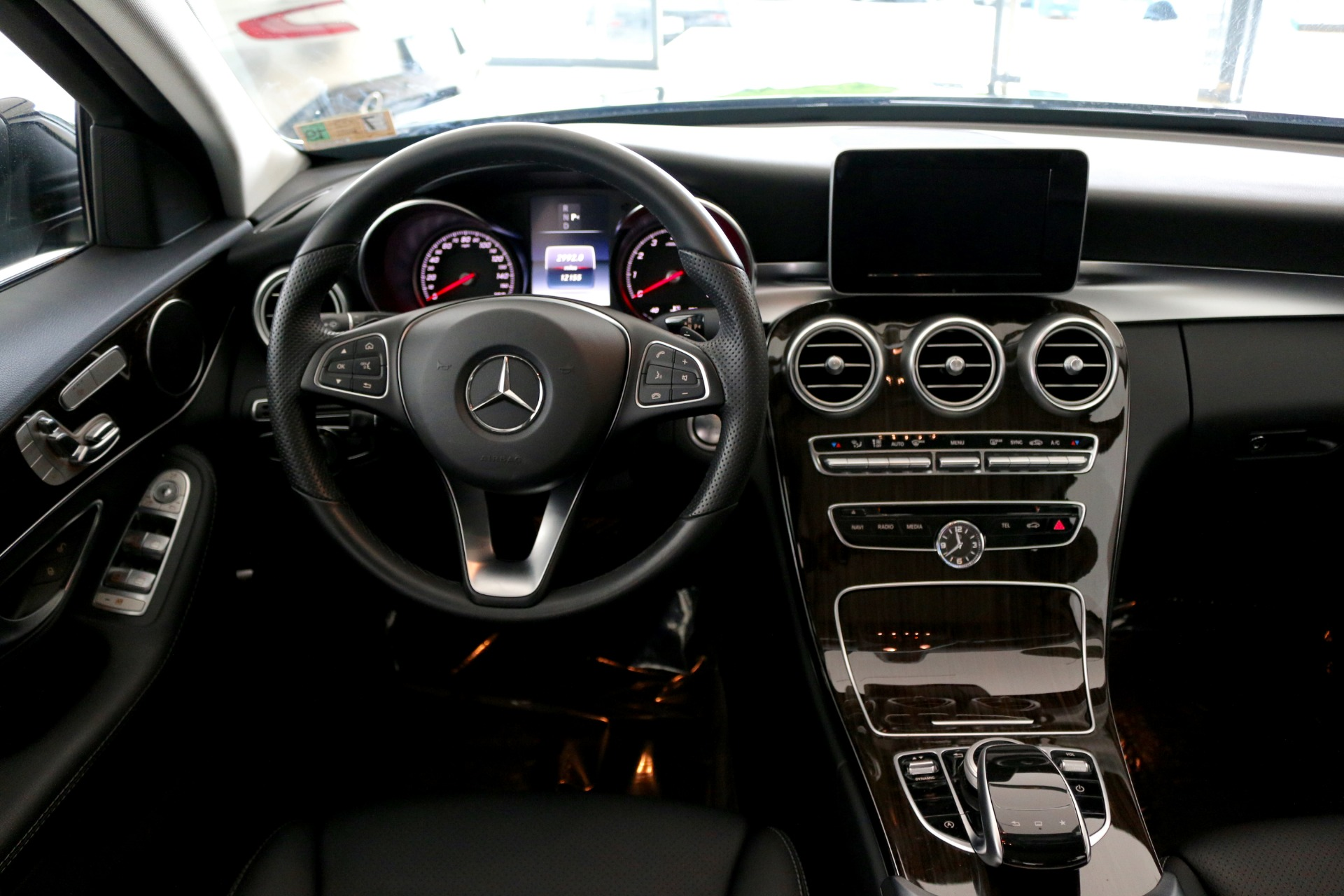 Certified Pre Owned Mercedes >> 2016 Mercedes-Benz C-Class C 300 Sport 4MATIC Stock ...