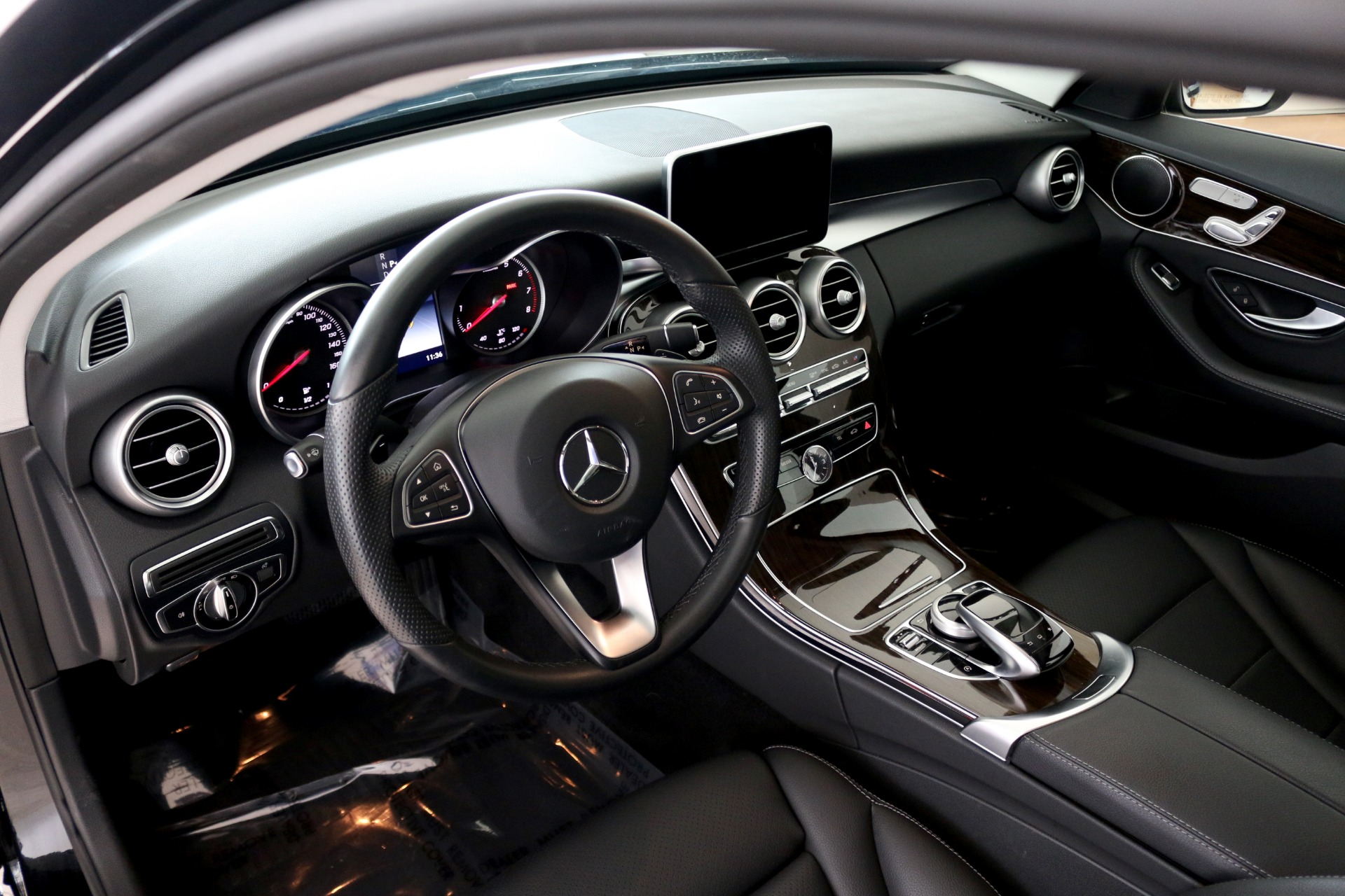 2016 Mercedes Benz C Class C 300 Sport 4matic Stock P170847 For Sale Near Vienna Va Va