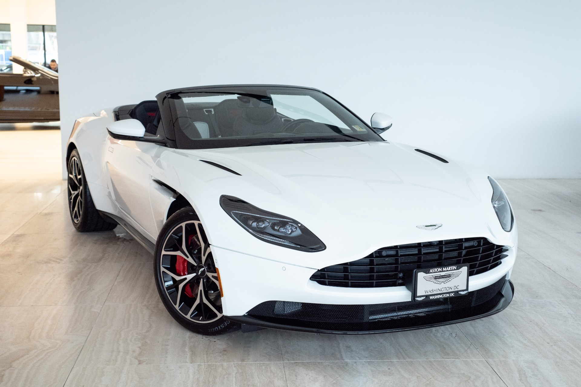 2019 Aston Martin Db11 Volante Stock 9nm06191 For Sale Near Vienna