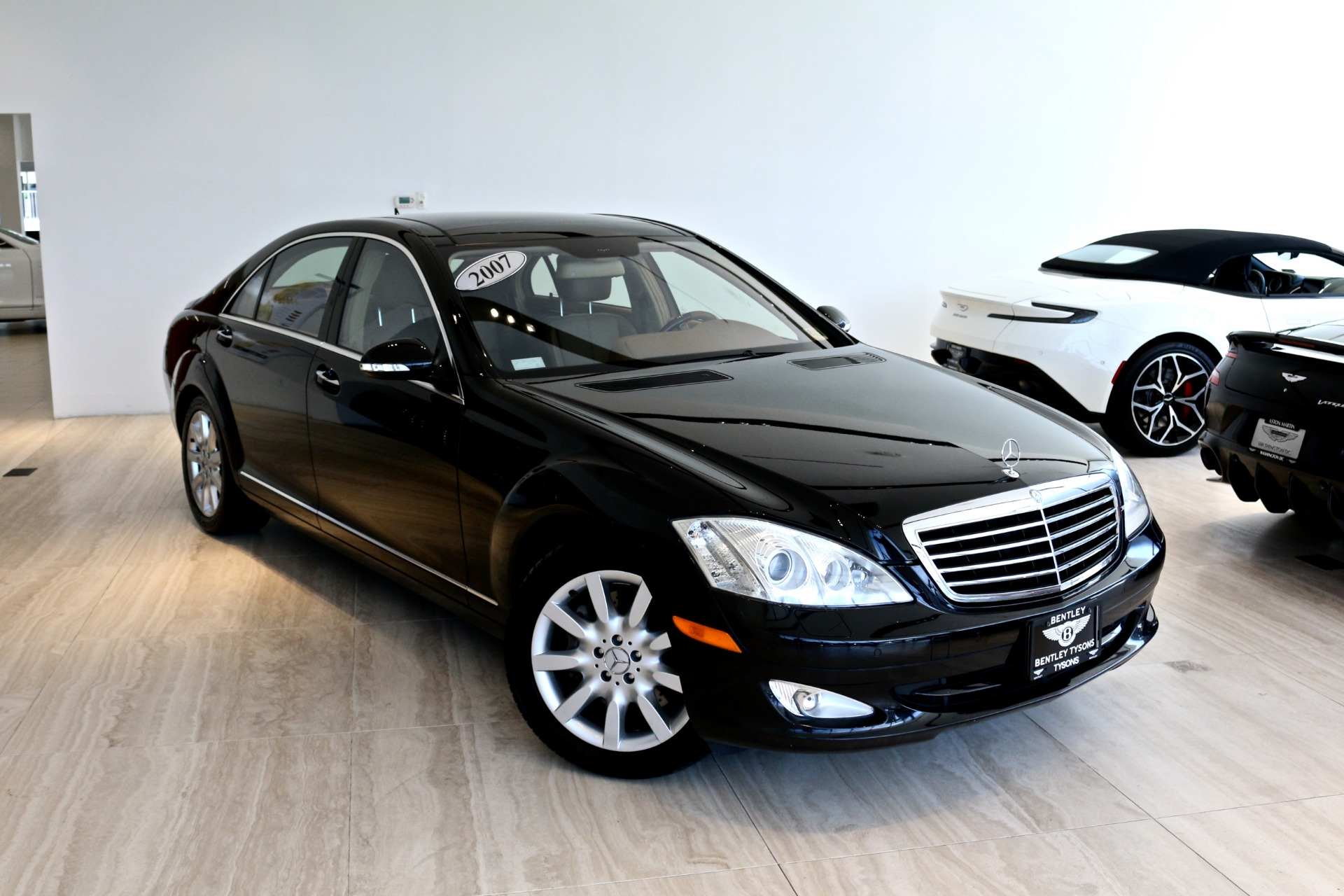 2007 Mercedes-Benz S-Class S550 4MATIC Stock # P1063B for ...