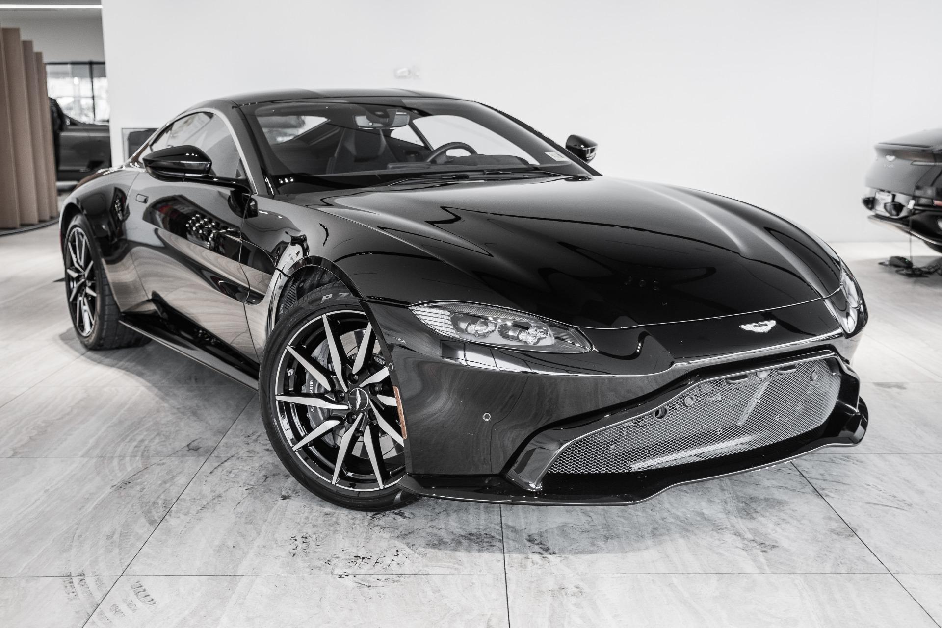 2019 Aston Martin Vantage Stock 9nn00627 For Sale Near Vienna Va