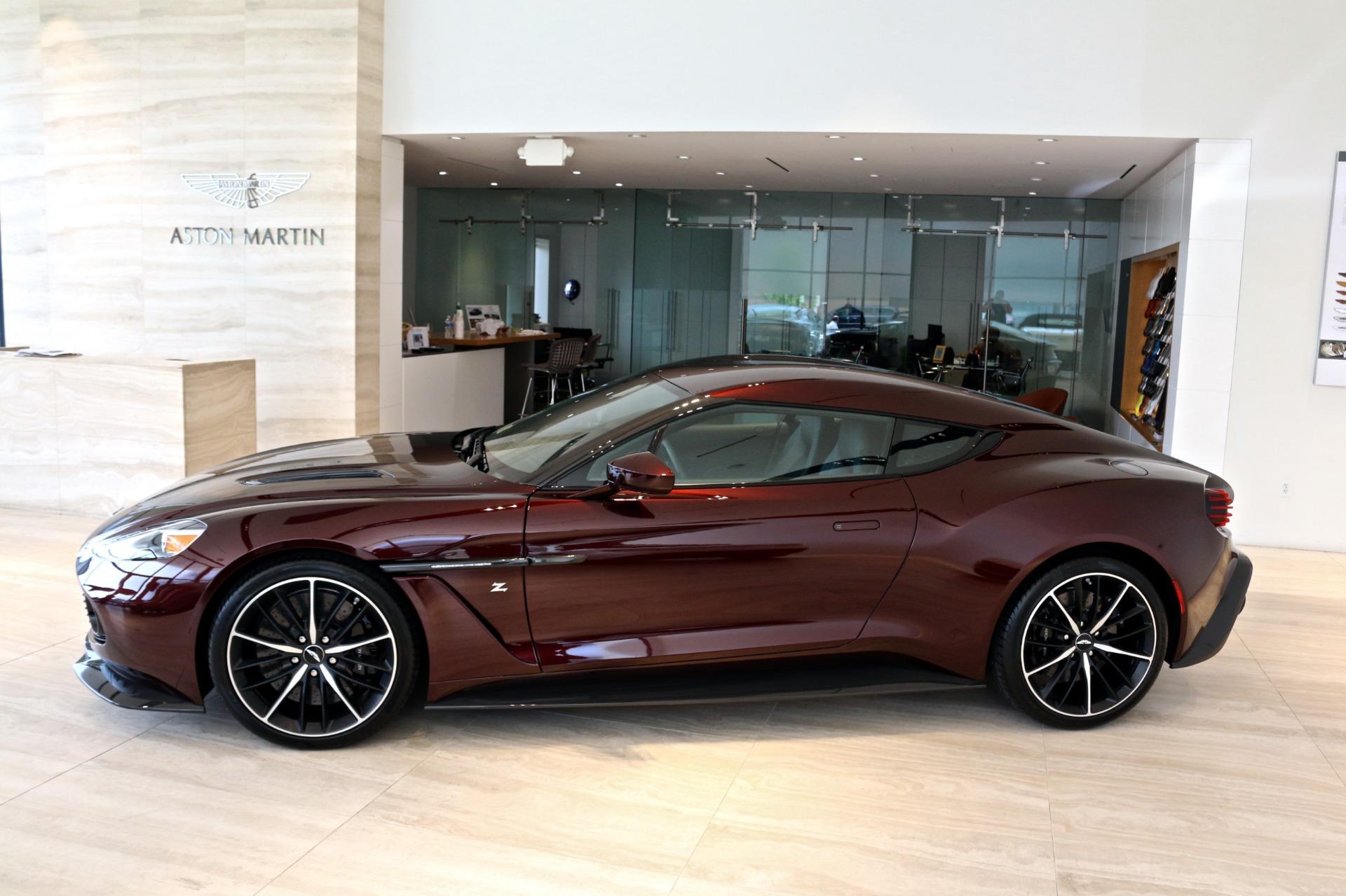 2018 Aston Martin Vanquish Zagato Coupe 78 99 Stock Pj33902 For Sale Near Vienna Va Va Aston Martin Dealer