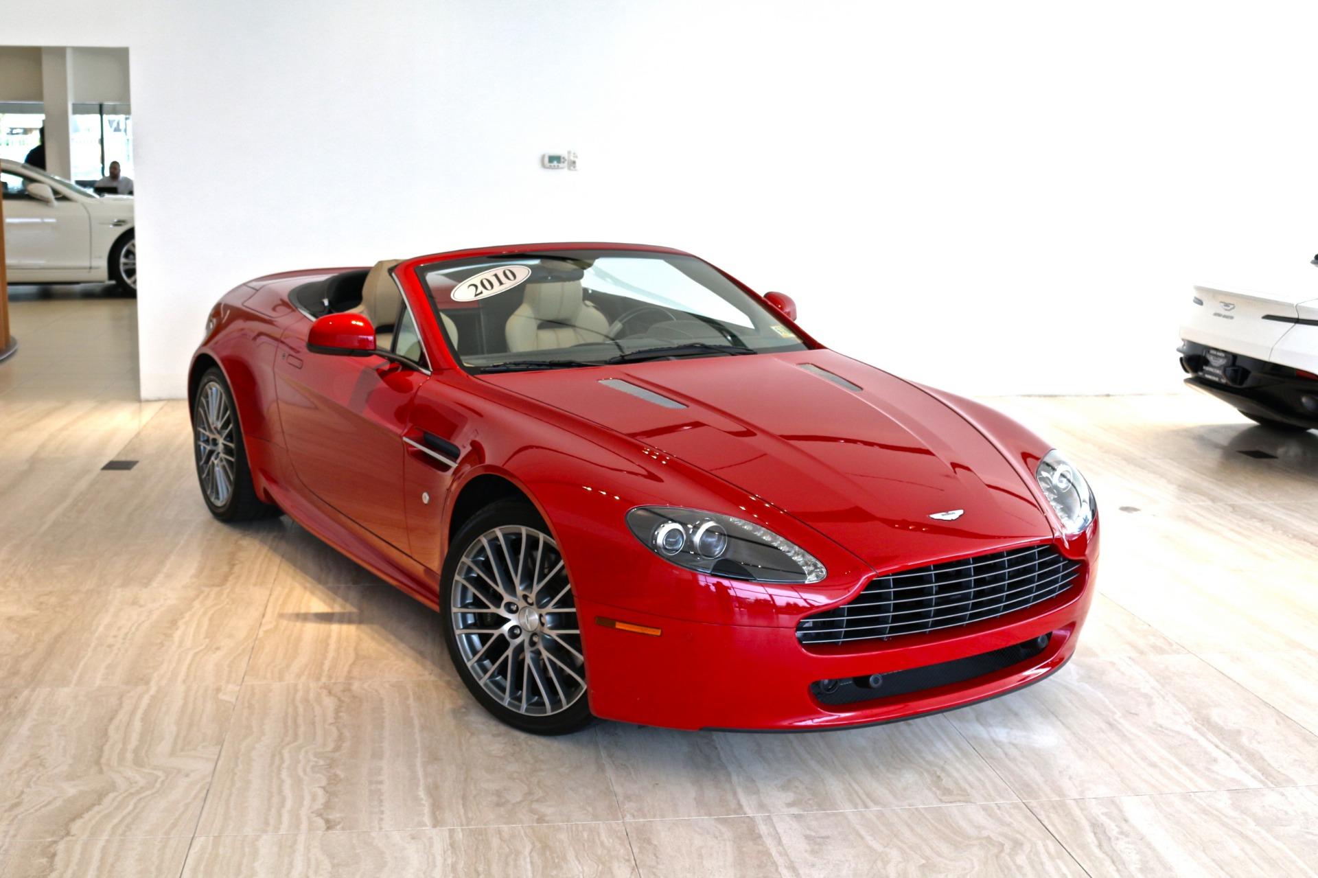 2010 Aston Martin Vantage Roadster Stock 9nn00469a For Sale Near Vienna Va Va Aston Martin Dealer