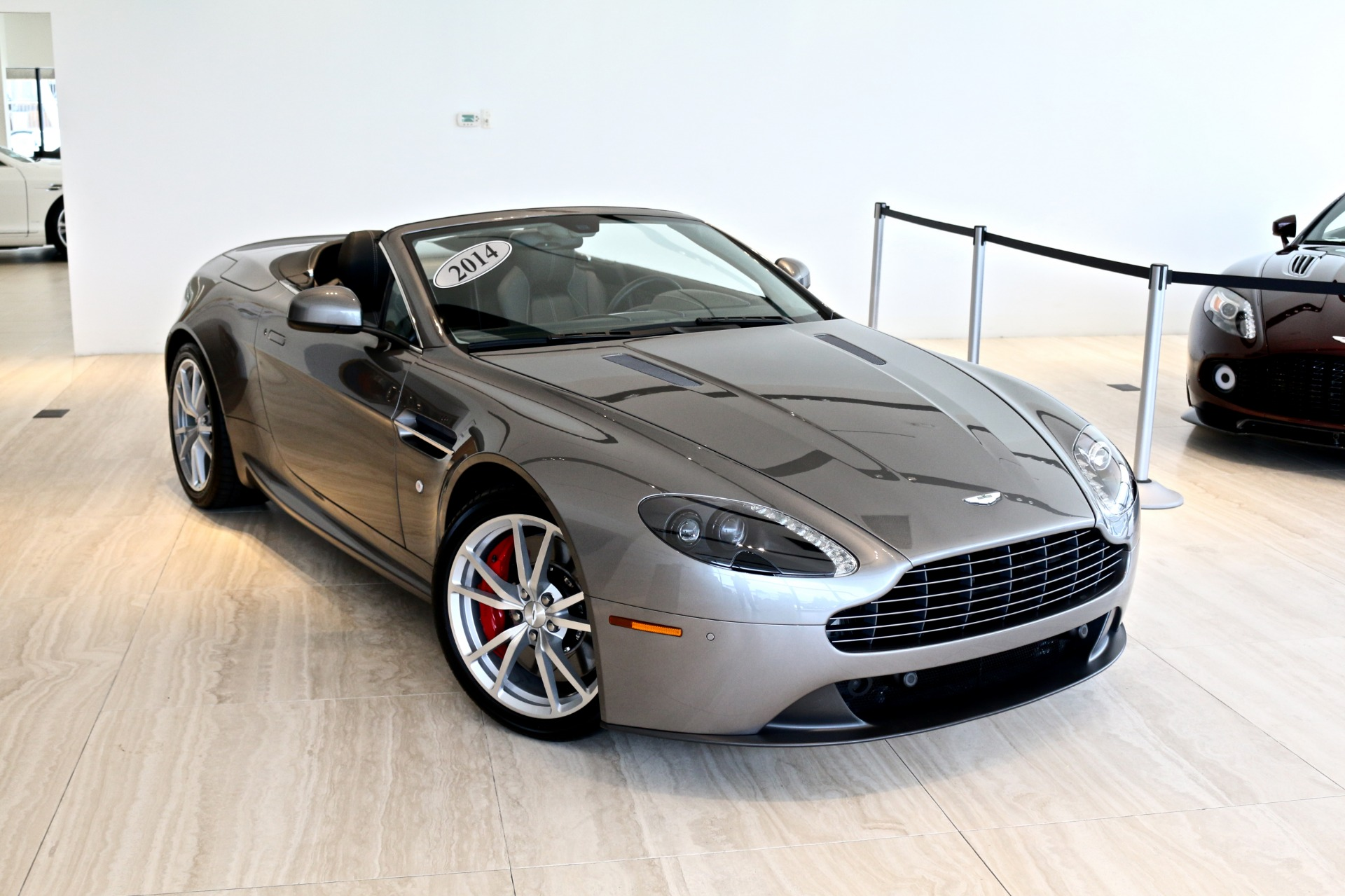 2014 Aston Martin V8 Vantage Roadster Stock Pd17988 For Sale Near Vienna Va Va Aston Martin Dealer