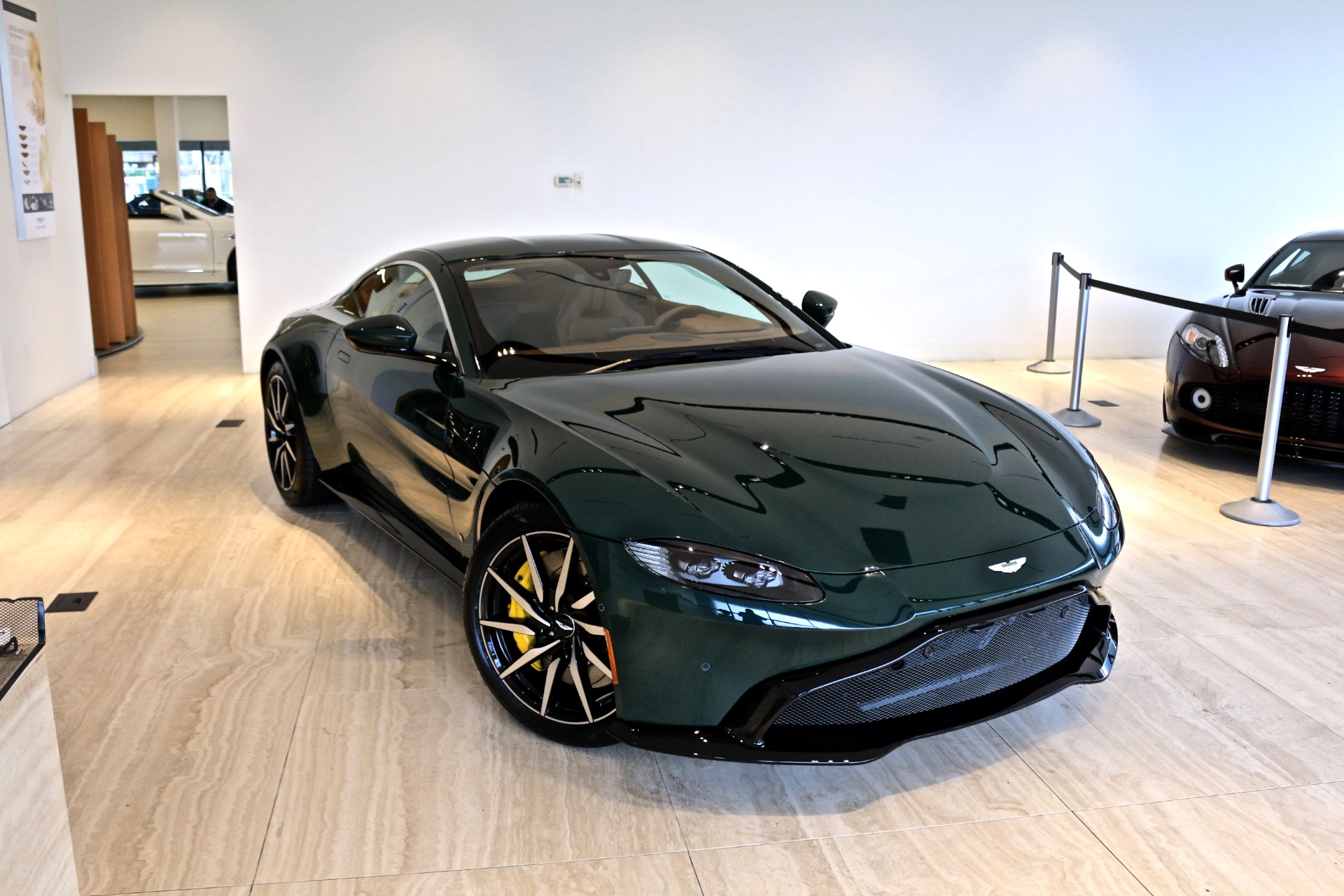 2019 Aston Martin Vantage Stock 9nn00807 For Sale Near Vienna Va