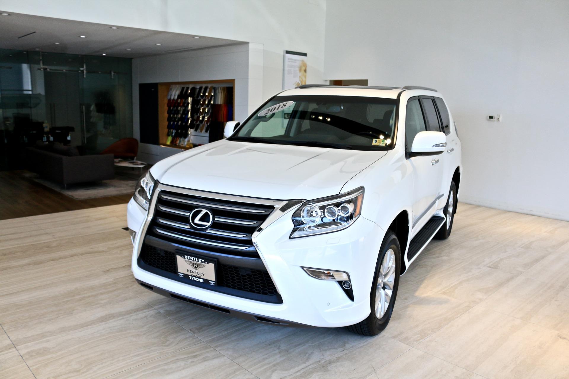 Used-2018-Lexus-GX-460