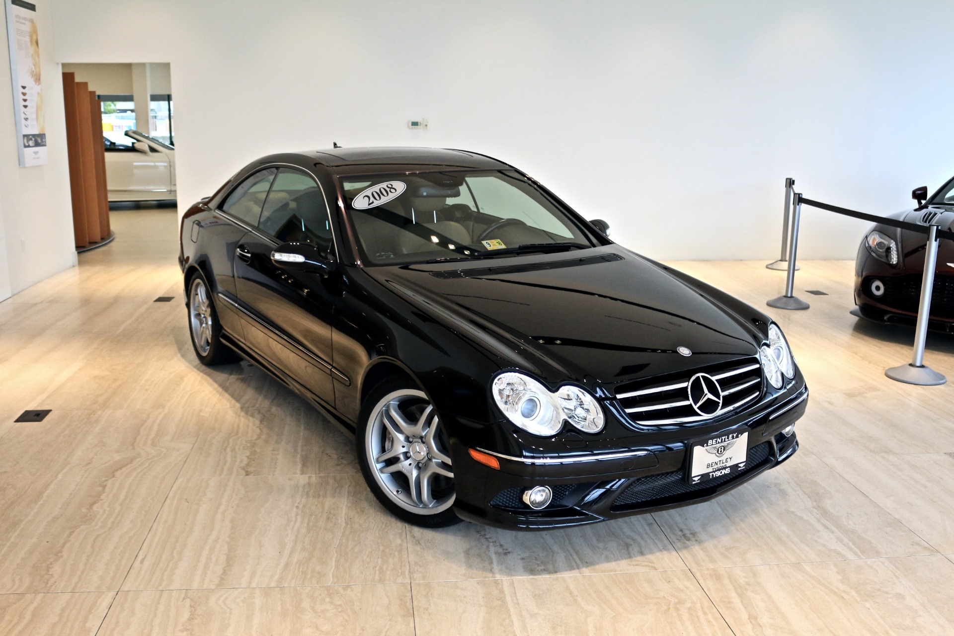 Used 2008 Mercedes Benz Clk Cl 550 Vienna