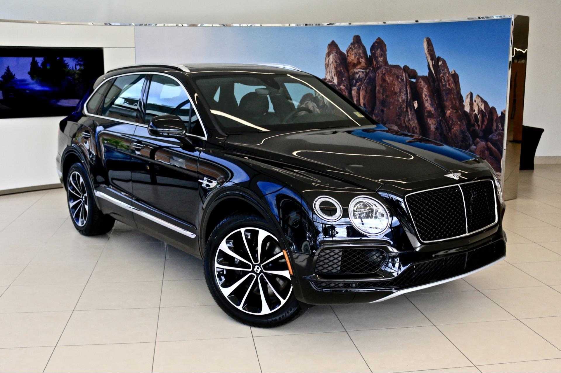 2019 BENTLEY BENTAYGA V8 Stock # 9N024291 For Sale Near
