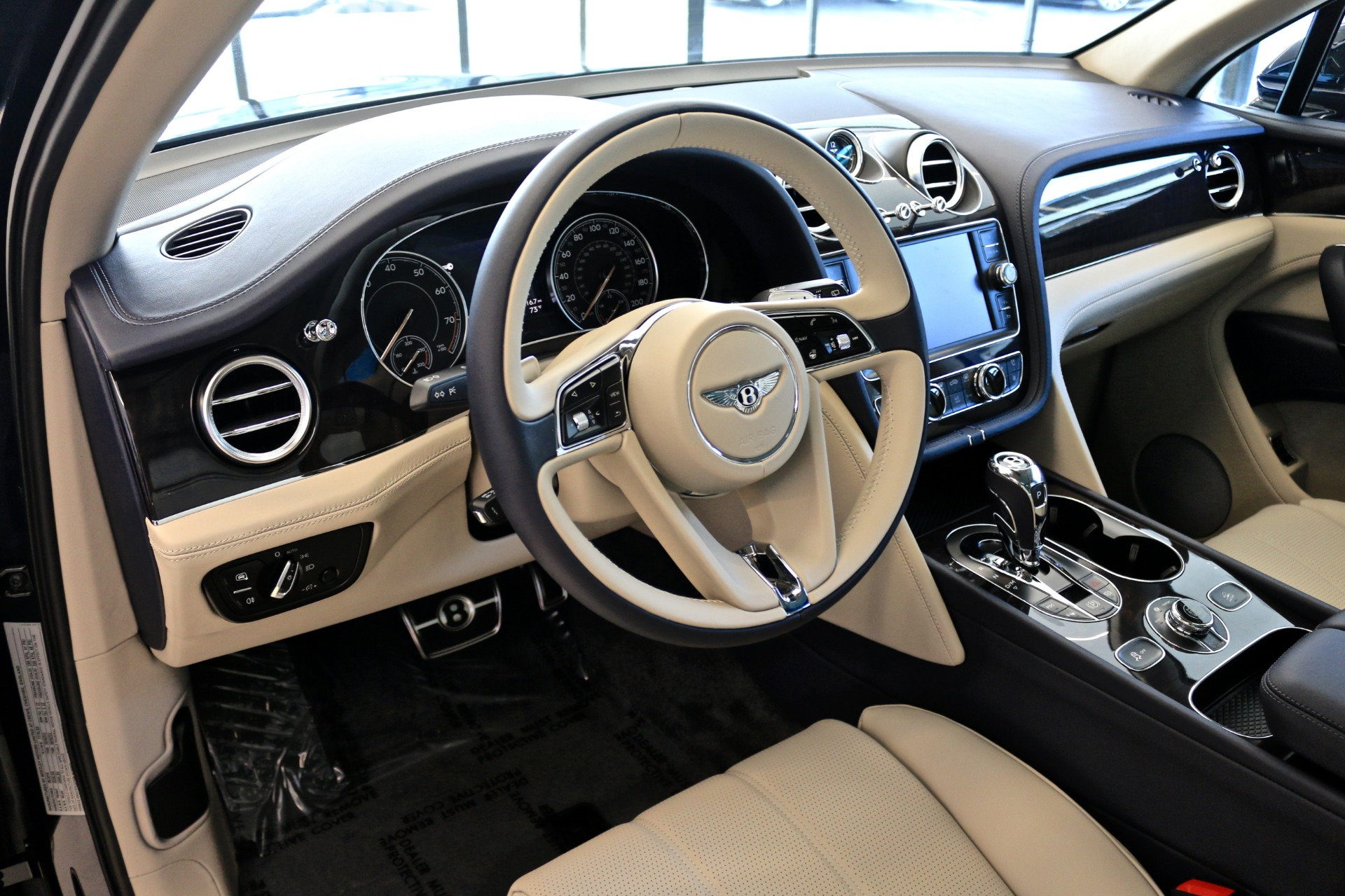 2019 Bentley Bentayga V8 V8 Stock 9n024344 For Sale Near Vienna Va Va Bentley Dealer