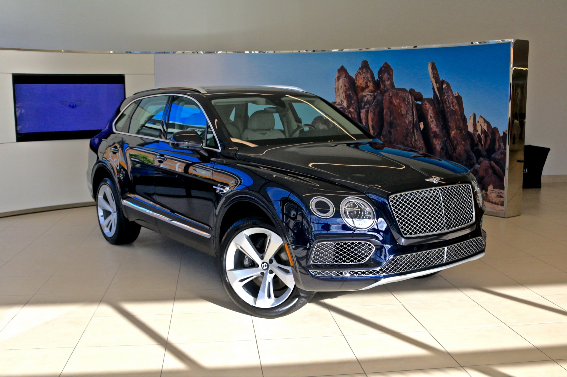 2019 Bentley Bentayga V8 V8 Stock 9n024344 For Sale Near Vienna