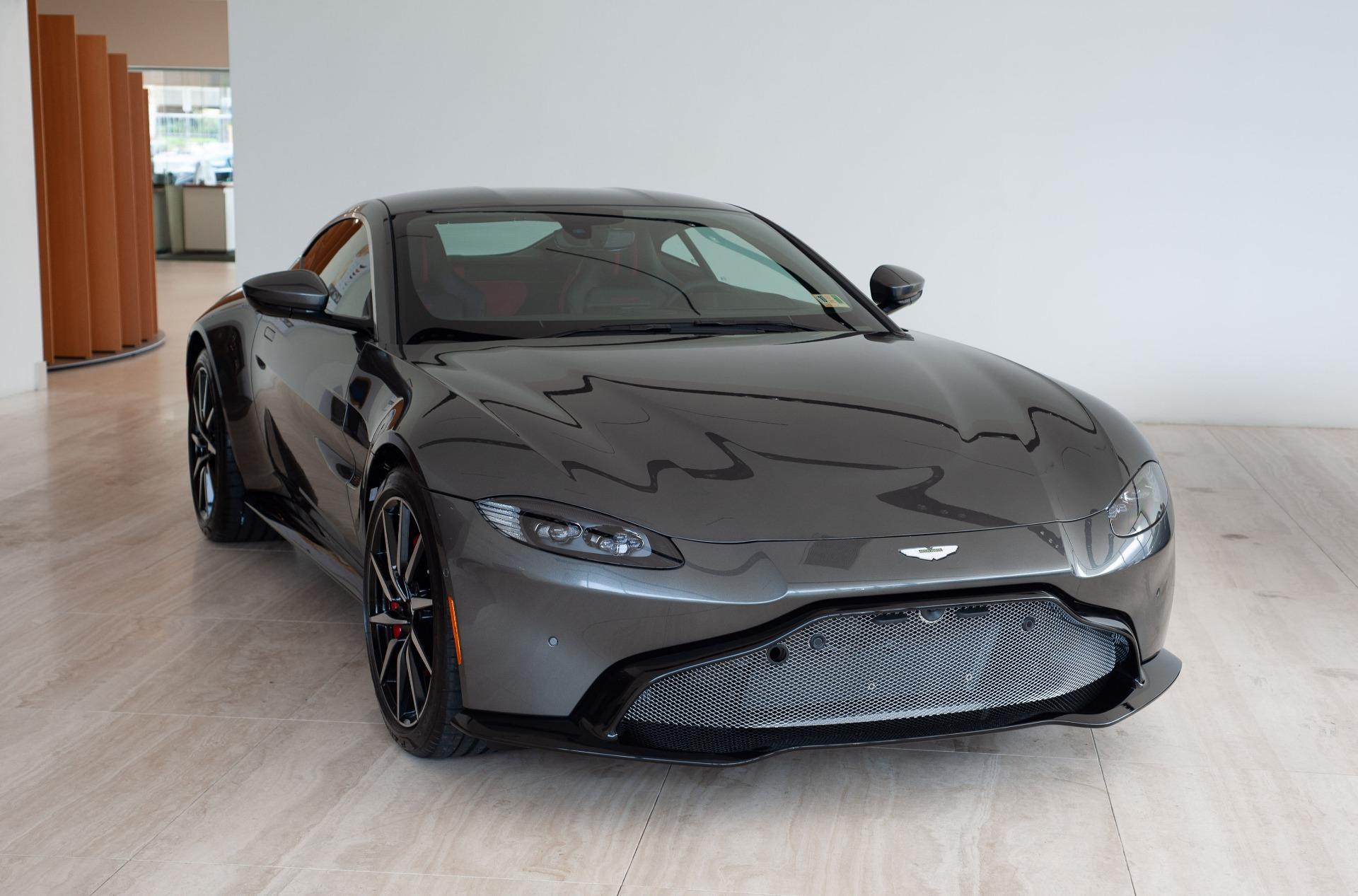 2019 Aston Martin Vantage Stock 9nn00941 For Sale Near Vienna Va Va Aston Martin Dealer