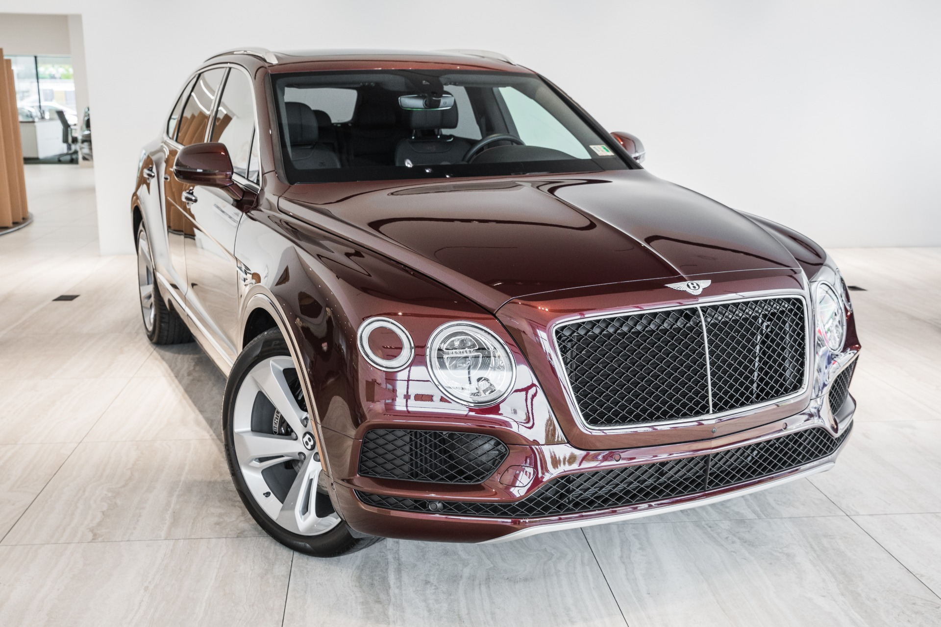 2019 Bentley Bentayga V8 Review Eight Is Enough Roadshow