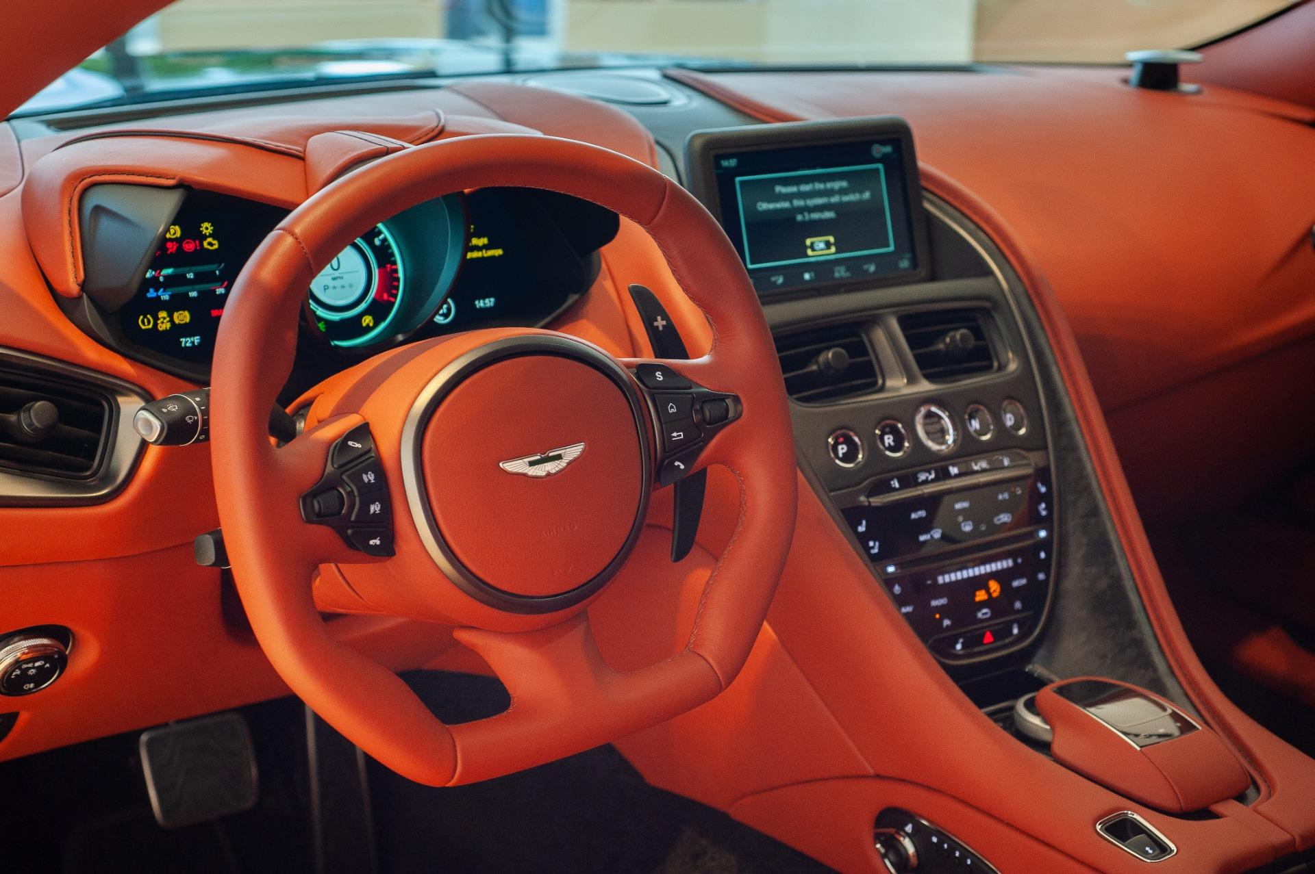 2019 Aston Martin Dbs Superleggera Stock 9nr00079 For