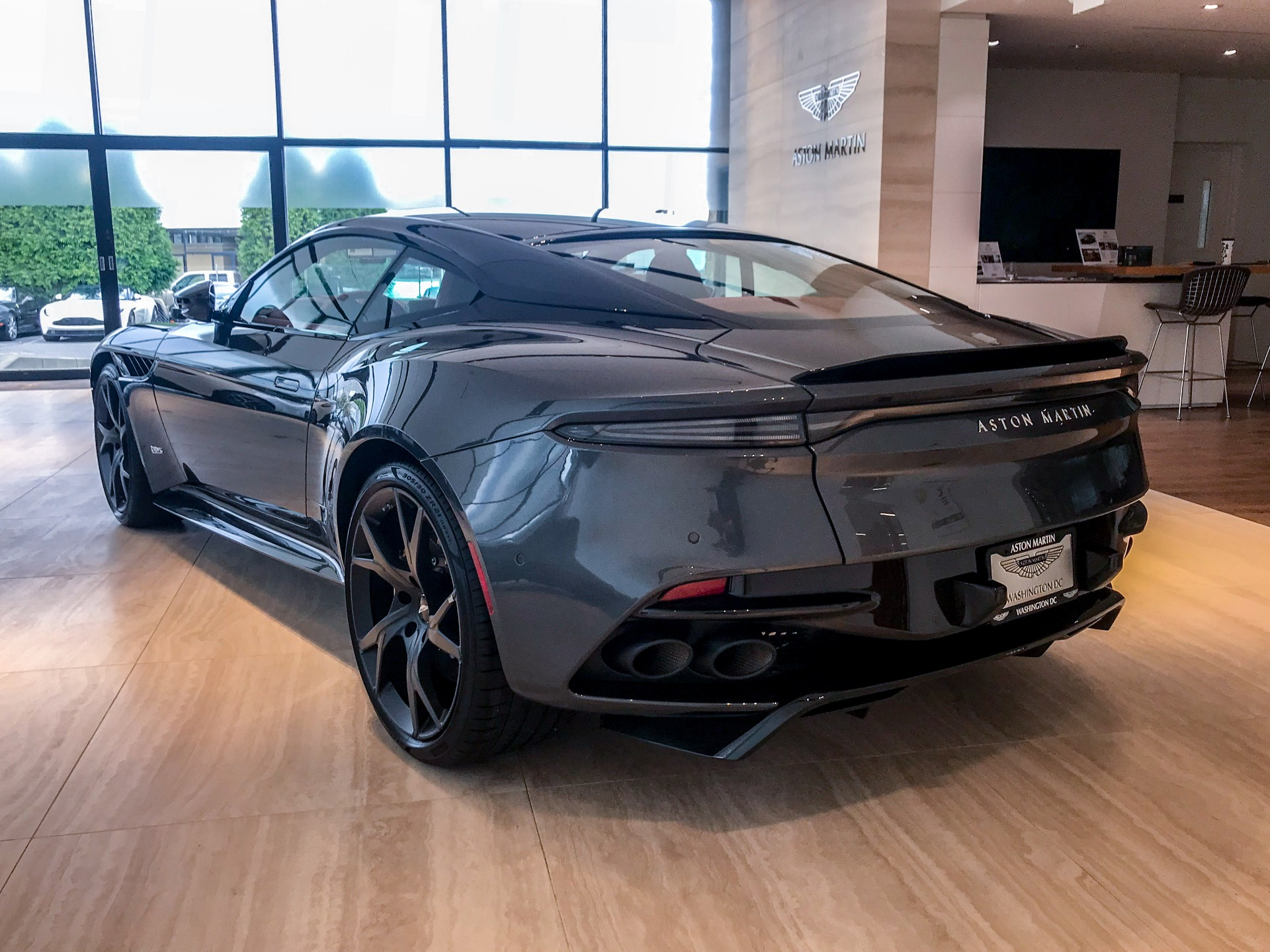 2019 Aston Martin Dbs Superleggera Stock 9nr00079 For