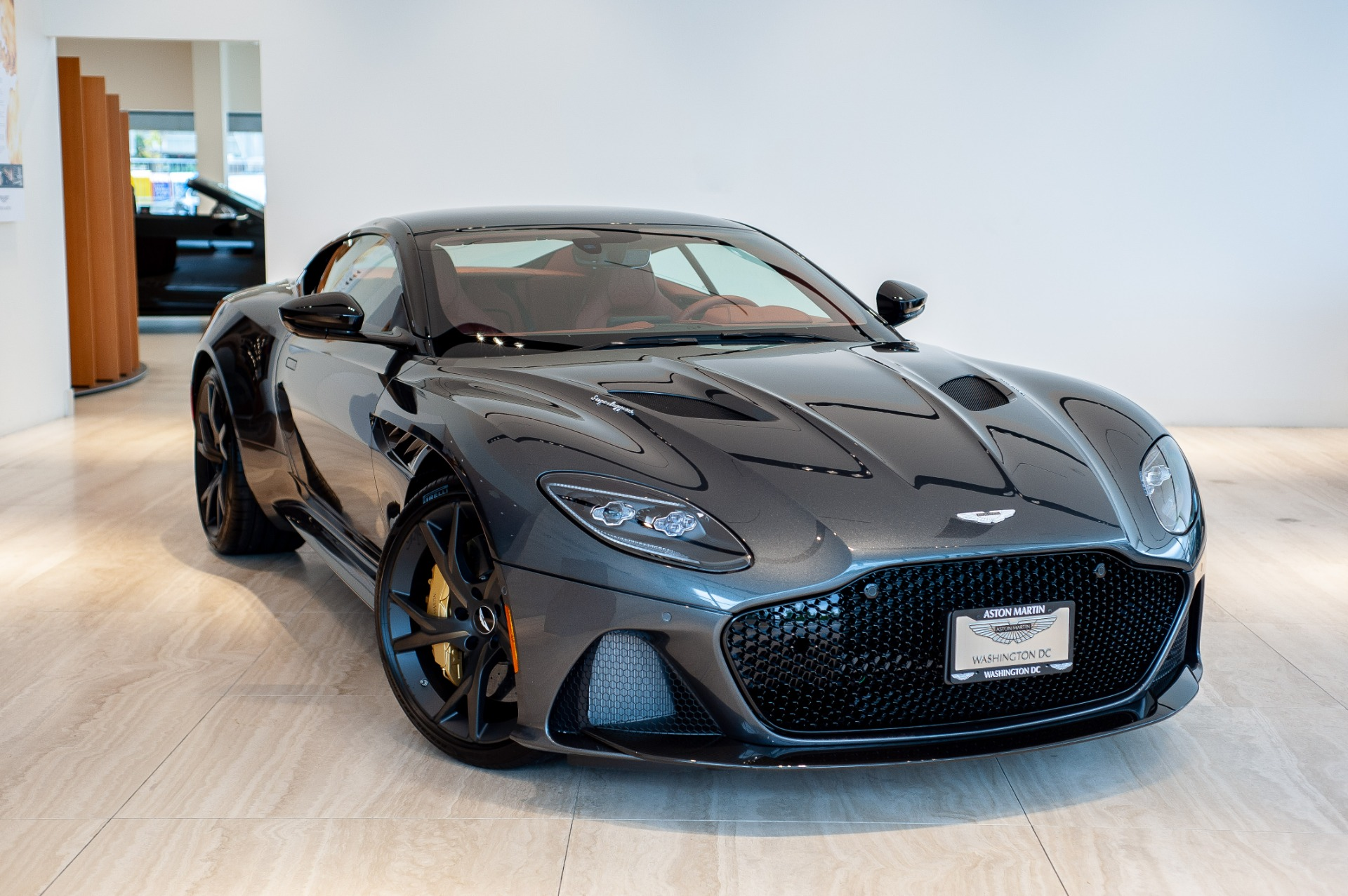 2019 aston martin dbs superleggera stock # 9nr00079 for sale near