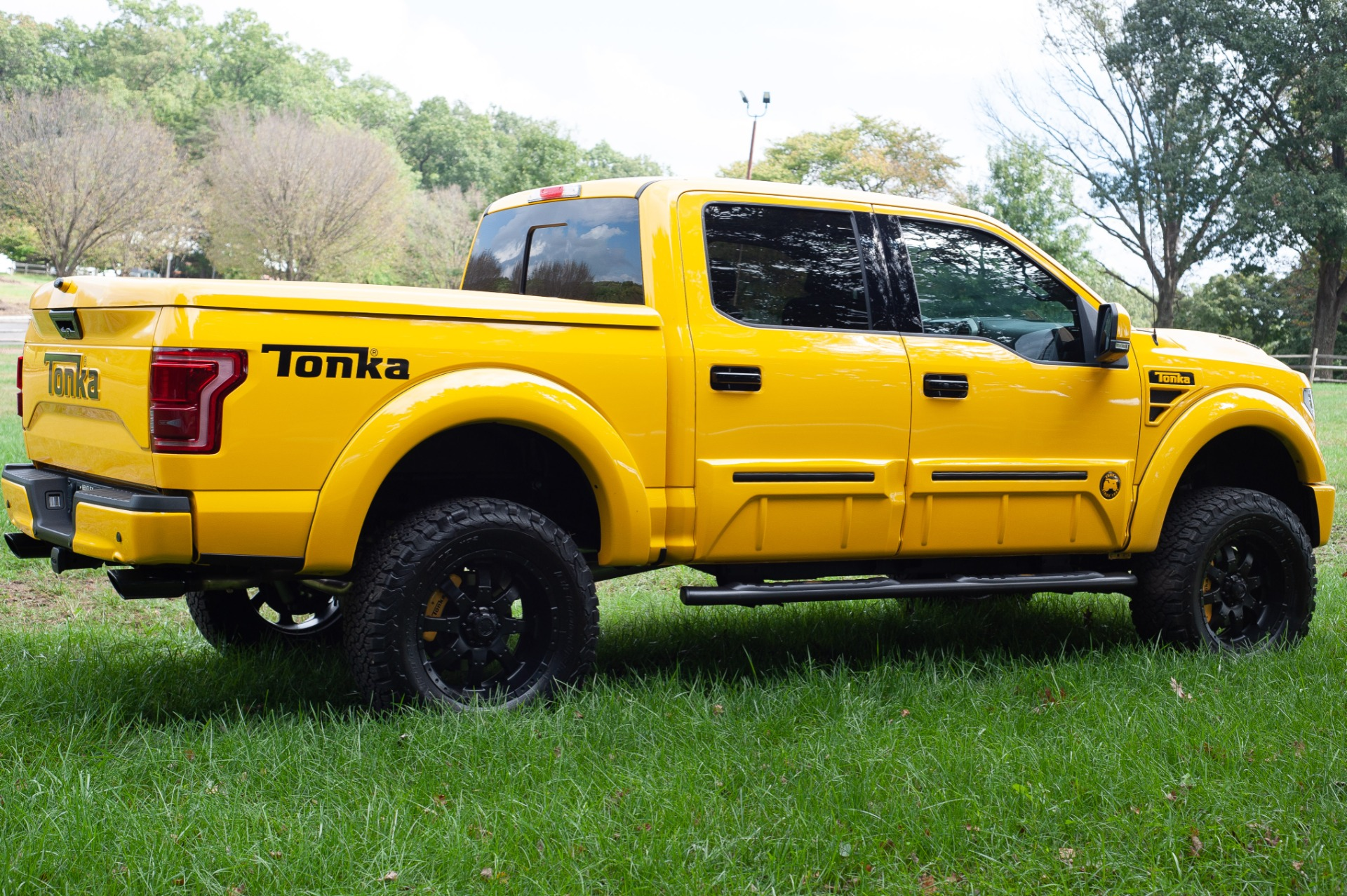 Ford F 150 Tonka >> 2016 Ford F 150 Tonka Stock Pe27090 For Sale Near Vienna