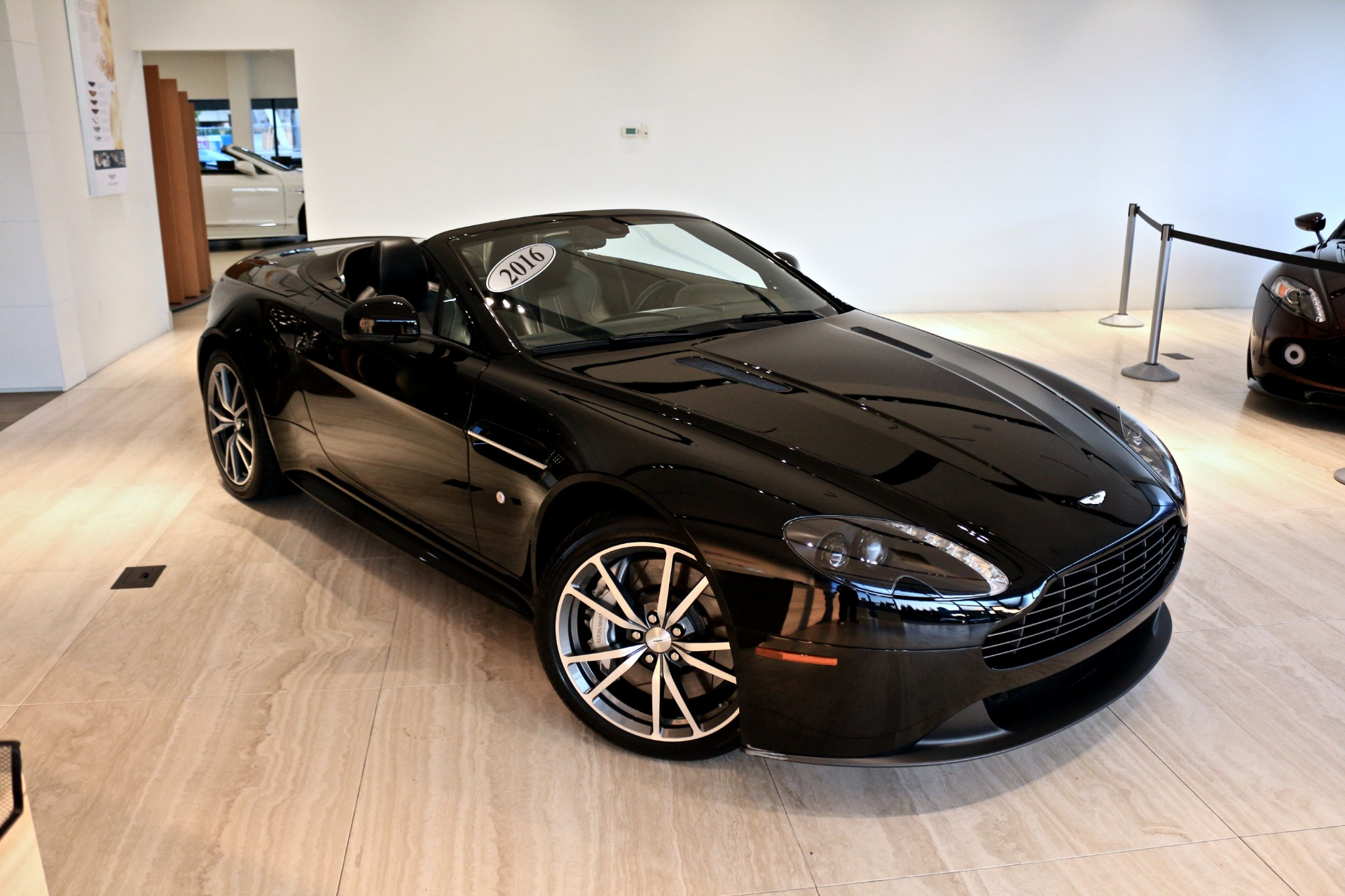 2016 Aston Martin V8 Vantage Gt Roadster Stock 9nn00532a For Sale Near Vienna Va Va Aston Martin Dealer