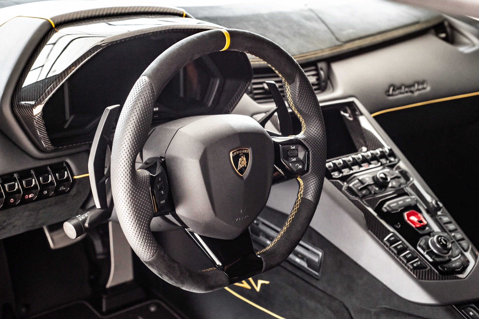 2016 Lamborghini Aventador Lp 750 4 Sv Stock 9nr00079a For Sale