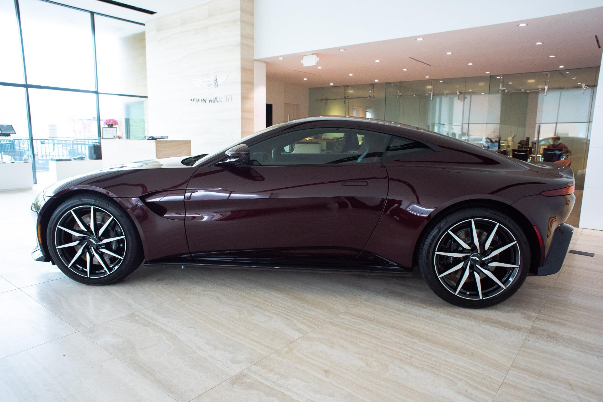 2019 Aston Martin Vantage Stock 9n01350 For Sale Near Vienna Va Va Aston Martin Dealer