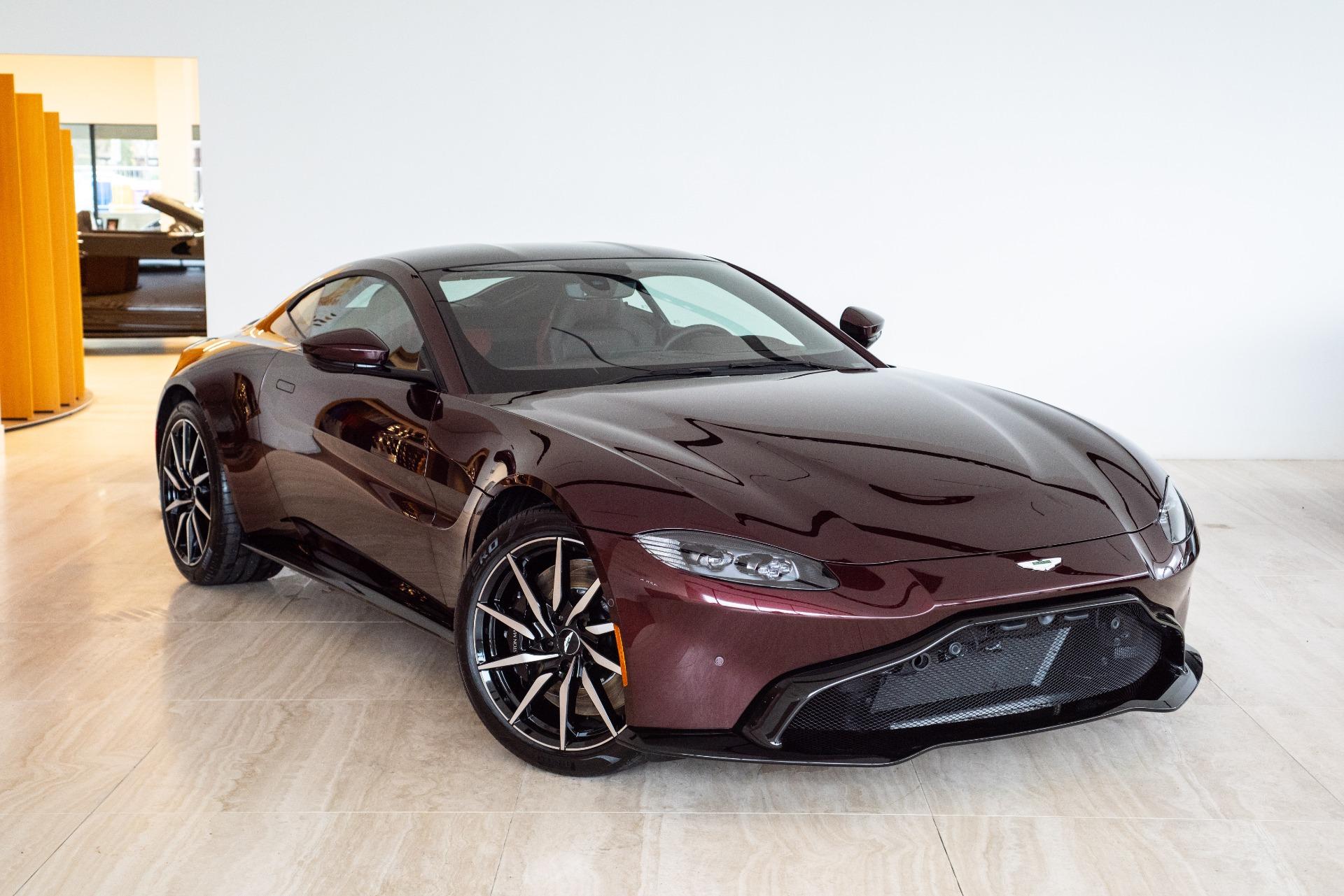 2019 Aston Martin Vantage Stock 9n01350 For Sale Near Vienna Va