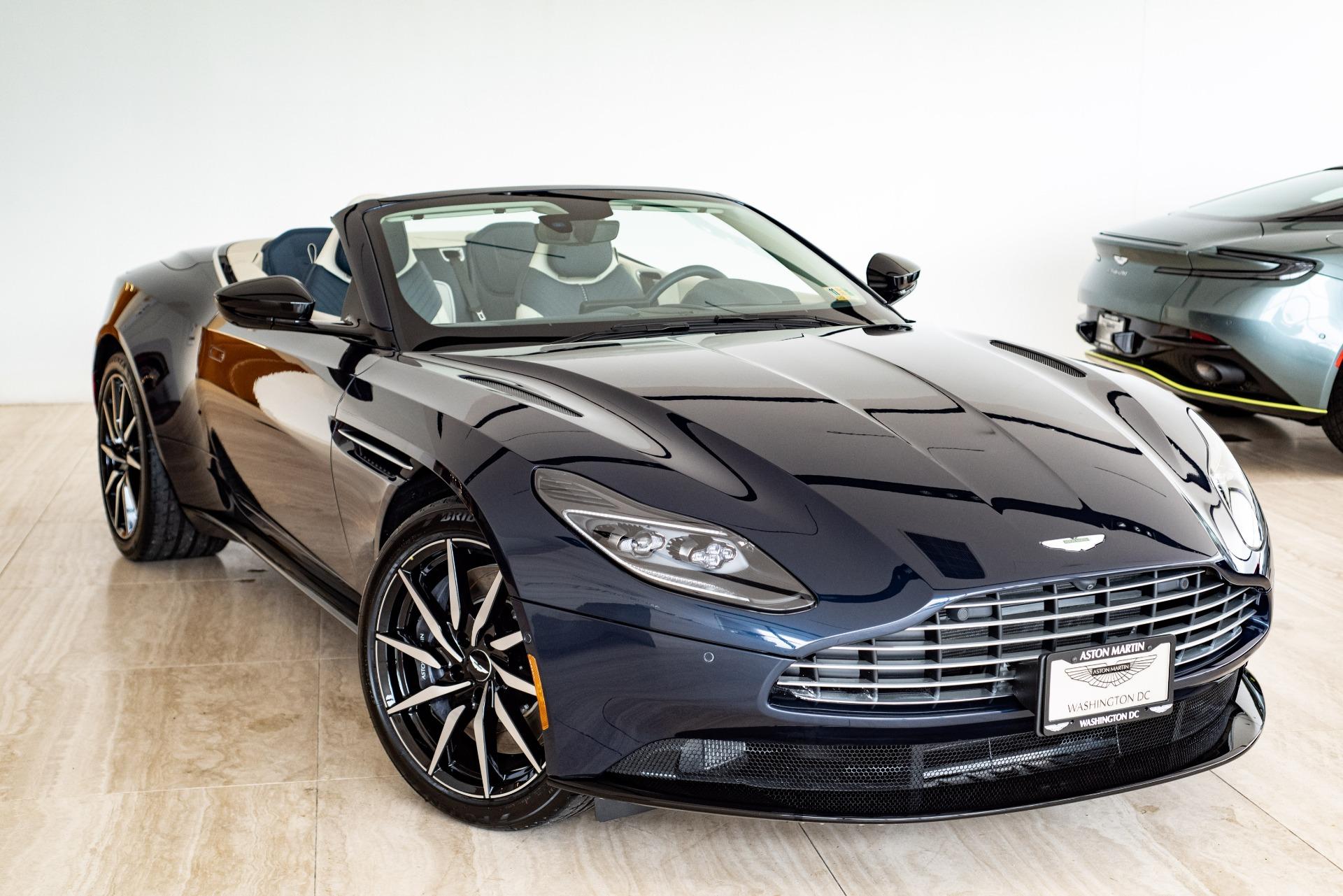 2019 Aston Martin Db11 Volante Stock 9nm06940 For Sale Near Vienna Va Va Aston Martin Dealer