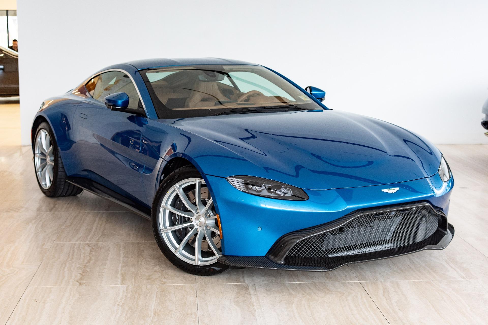 2019 Aston Martin Vantage Stock 9nn01600 For Sale Near Vienna Va