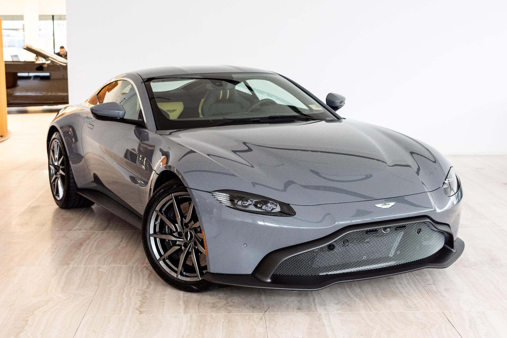 2019 Aston Martin Vantage Stock 9nn01364 For Sale Near Vienna Va