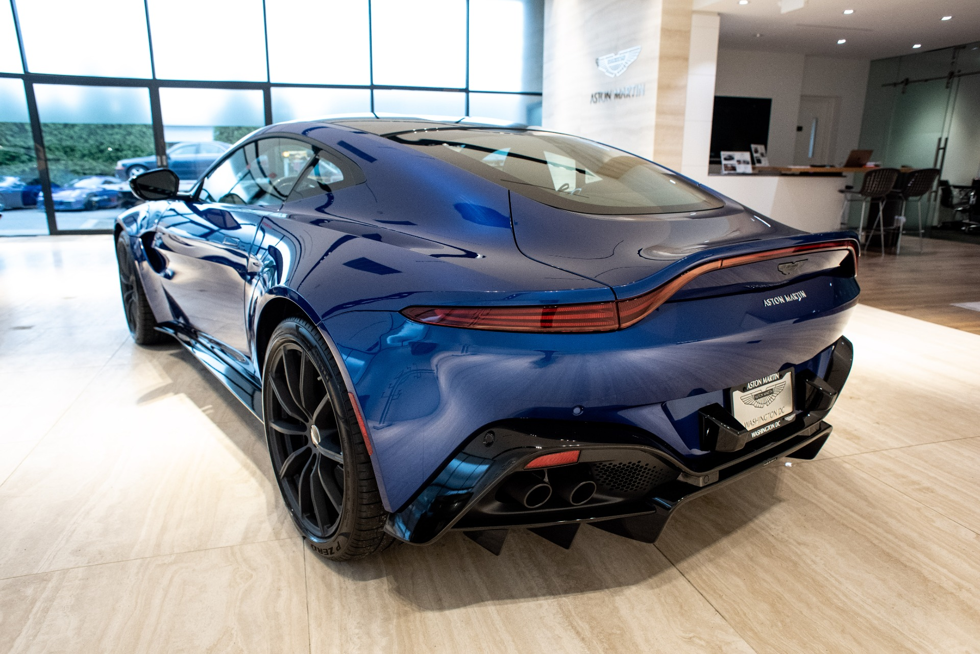 2019 Aston Martin Vantage Stock 9nn01614 For Sale Near