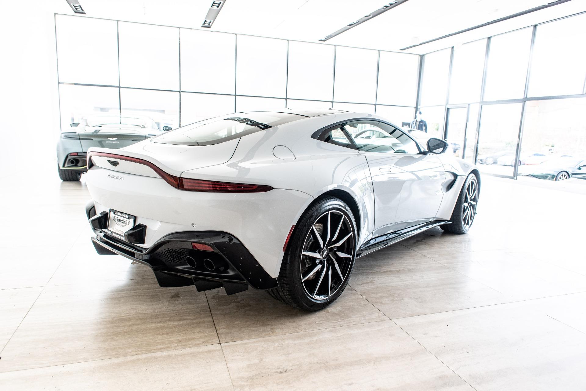 2019 Aston Martin Vantage Stock 9nn01611 For Sale Near