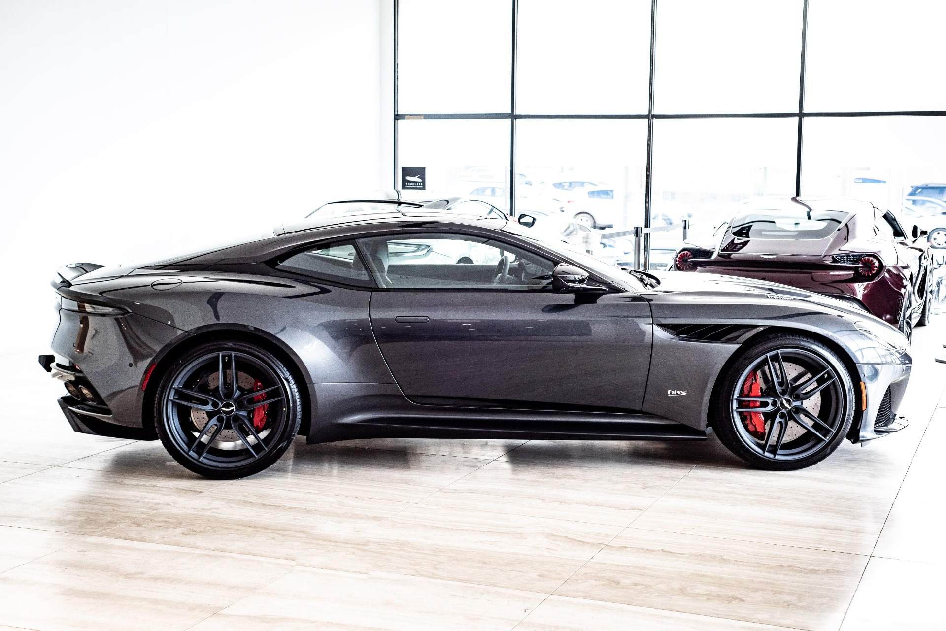2019 Aston Martin Dbs Superleggera Stock 9nr00271 For