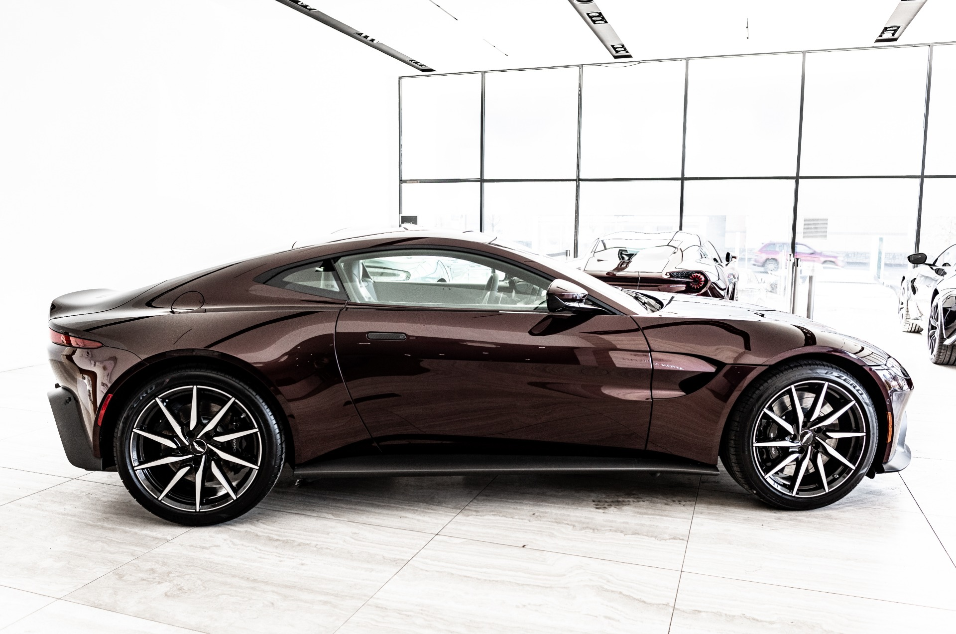 2019 Aston Martin Vantage Stock 9nn01568 For Sale Near Vienna Va Va Aston Martin Dealer