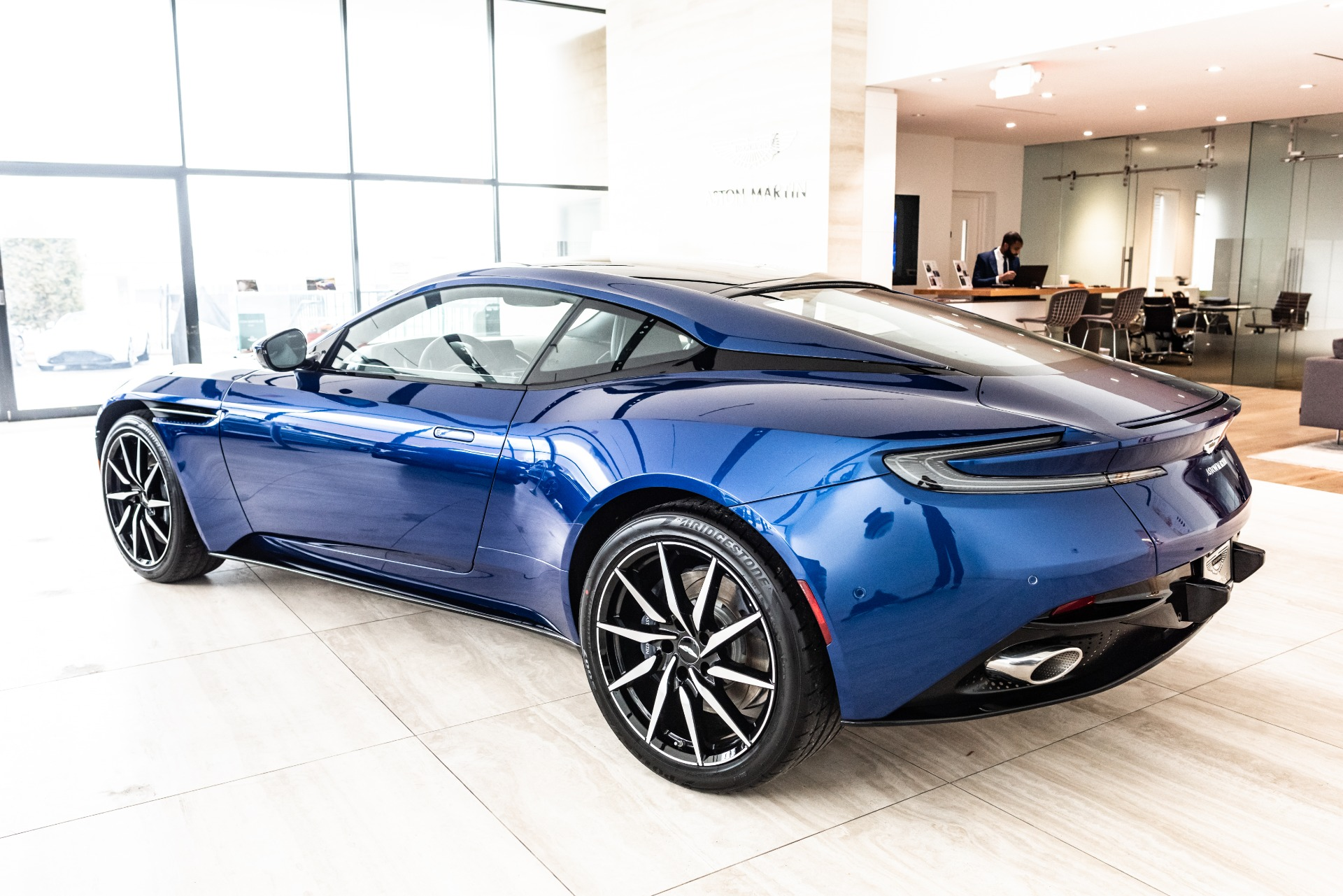 Lease Specials Near Me >> 2019 Aston Martin DB11 V8 Stock # 9NL07380 for sale near ...
