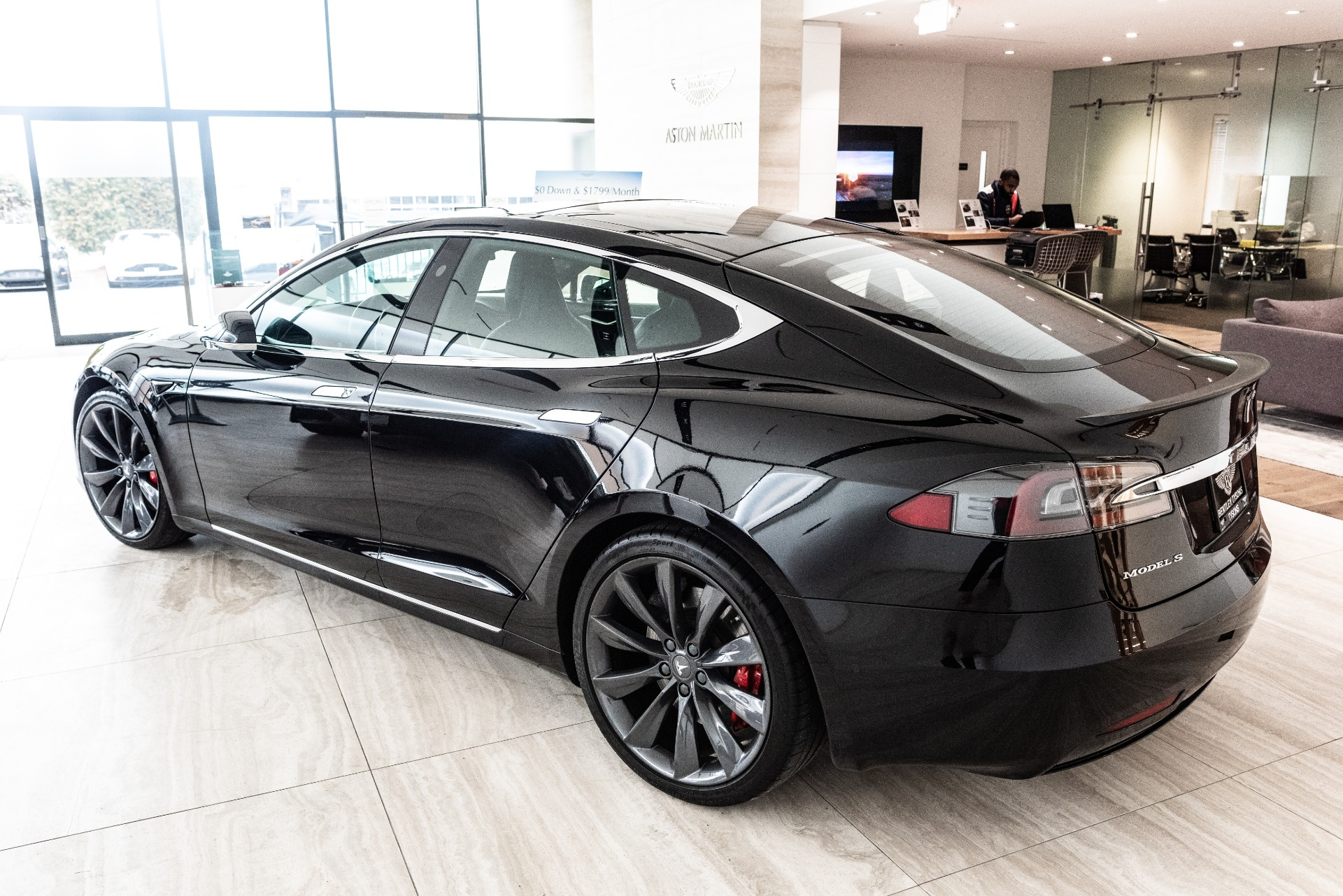 Used Rims For Sale Near Me >> 2016 Tesla Model S P100D Stock # P102928A for sale near ...