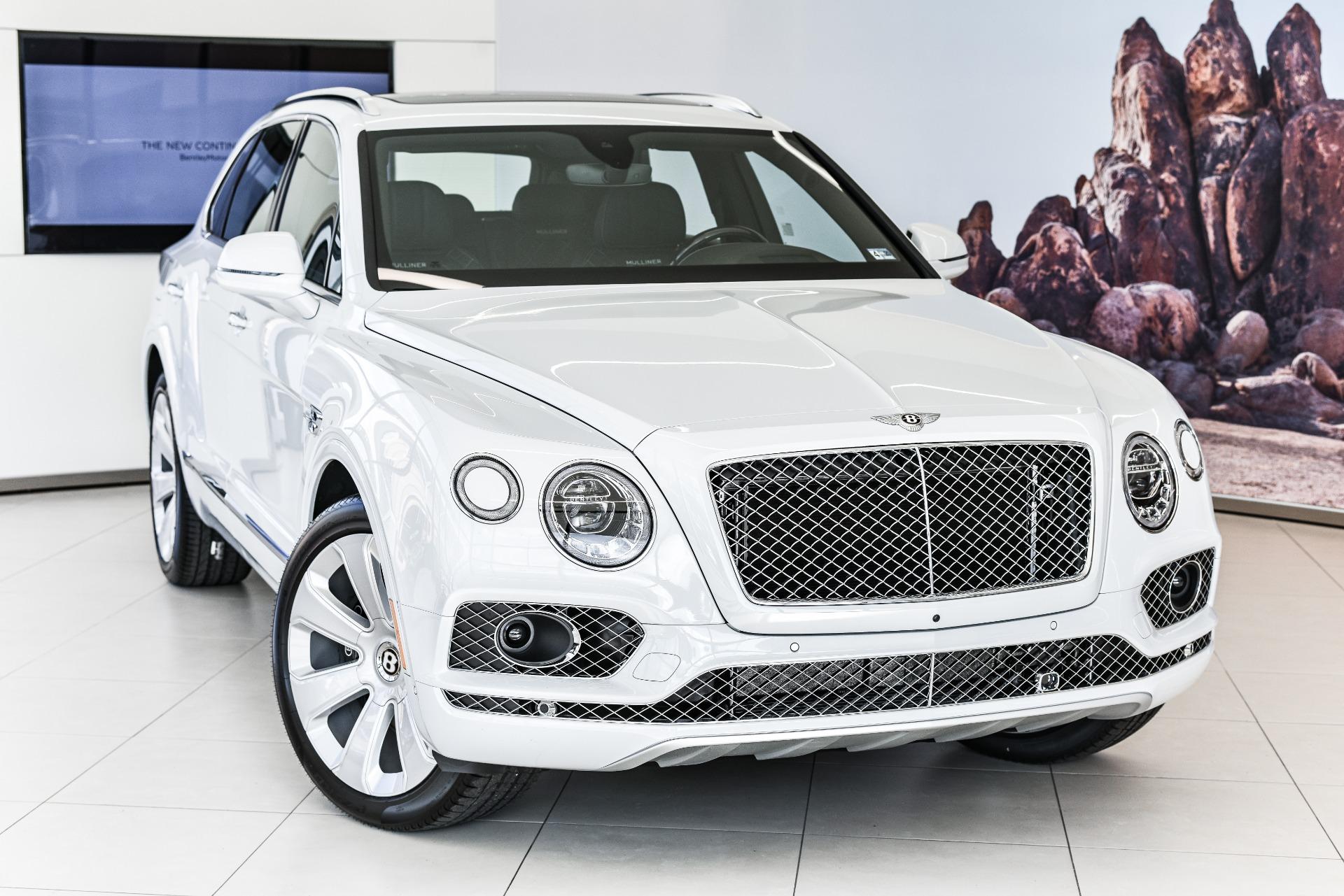 2019 Bentley Bentayga Mulliner Stock 9n026817 For Sale