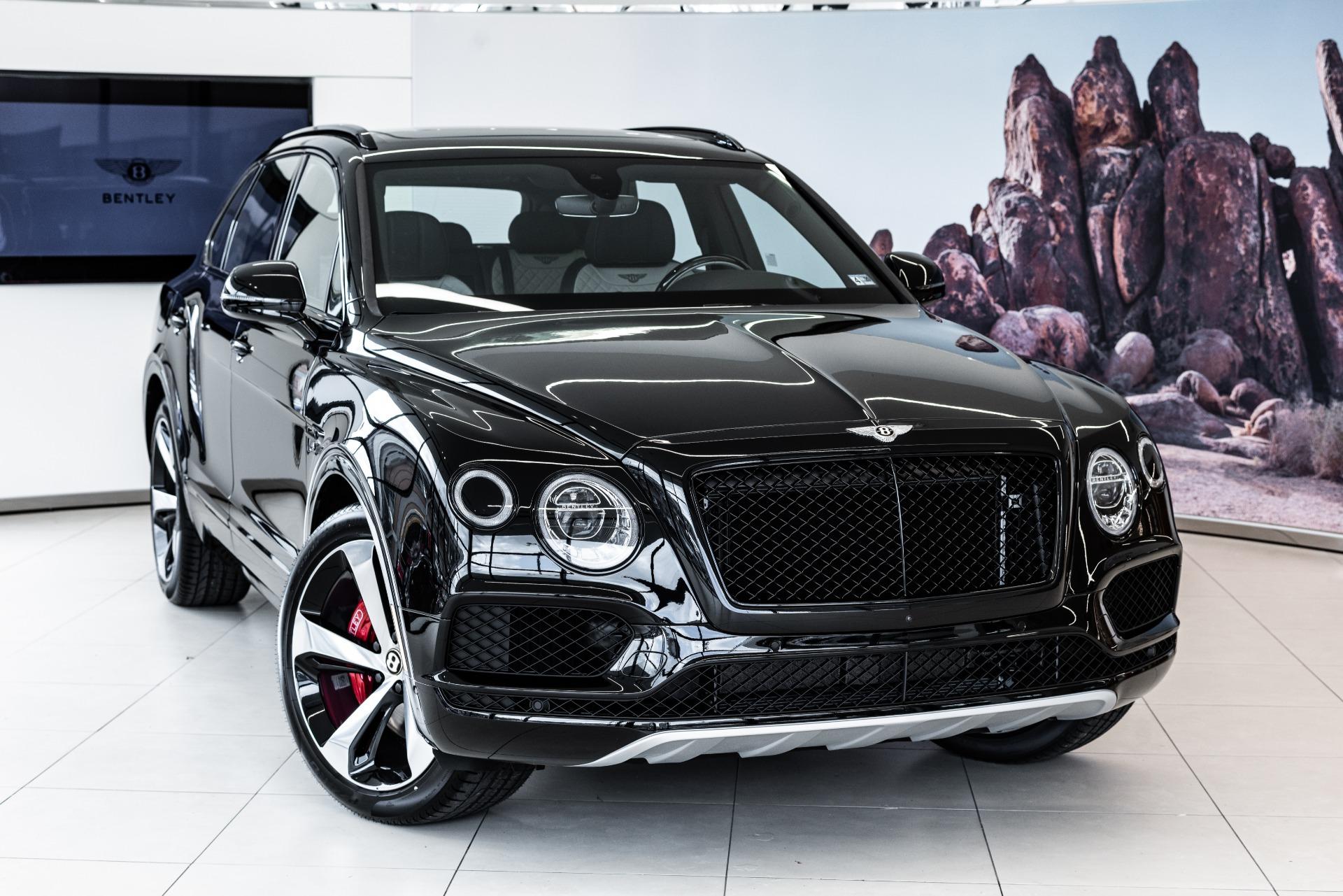 2019 Bentley Bentayga Mulliner Stock 9n026877 For Sale