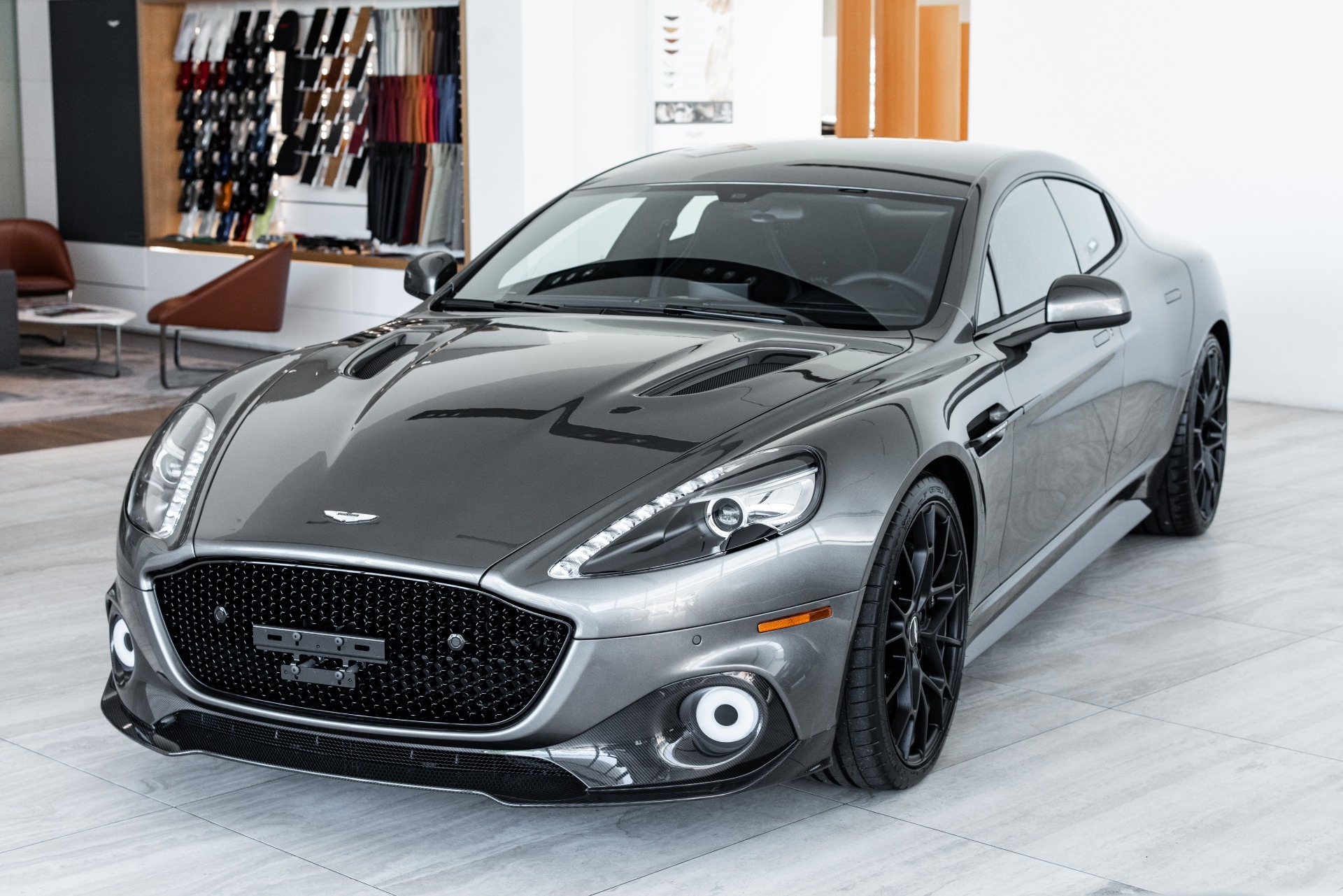 Lease Specials Near Me >> 2019 ASTON MARTIN RAPIDE Stock # 9NF06297 for sale near ...