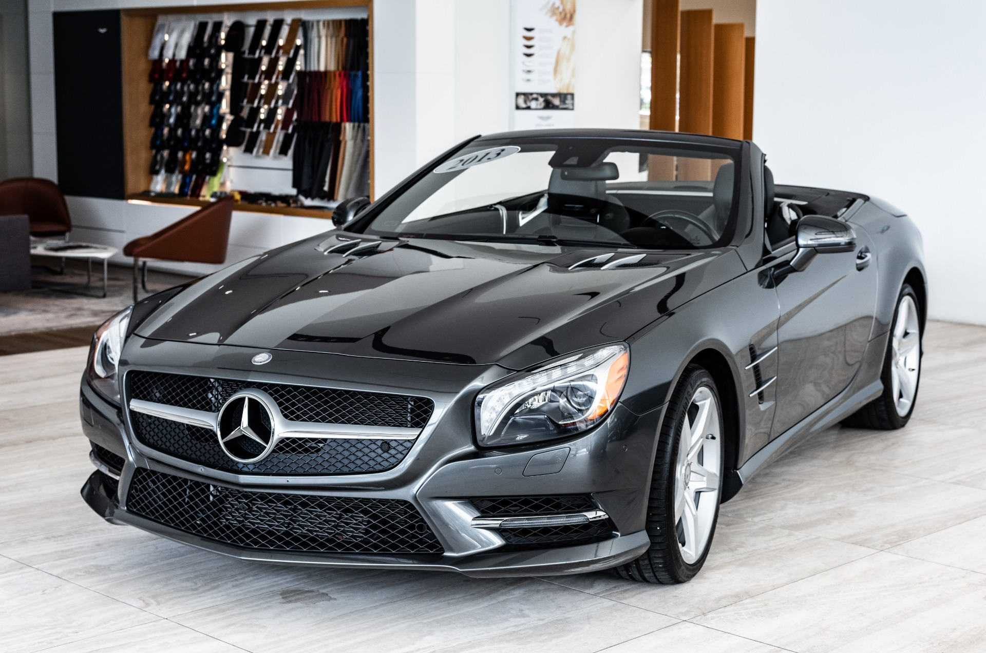 2013 Mercedes-Benz SL-Class SL 550 Stock # P019628 for ...