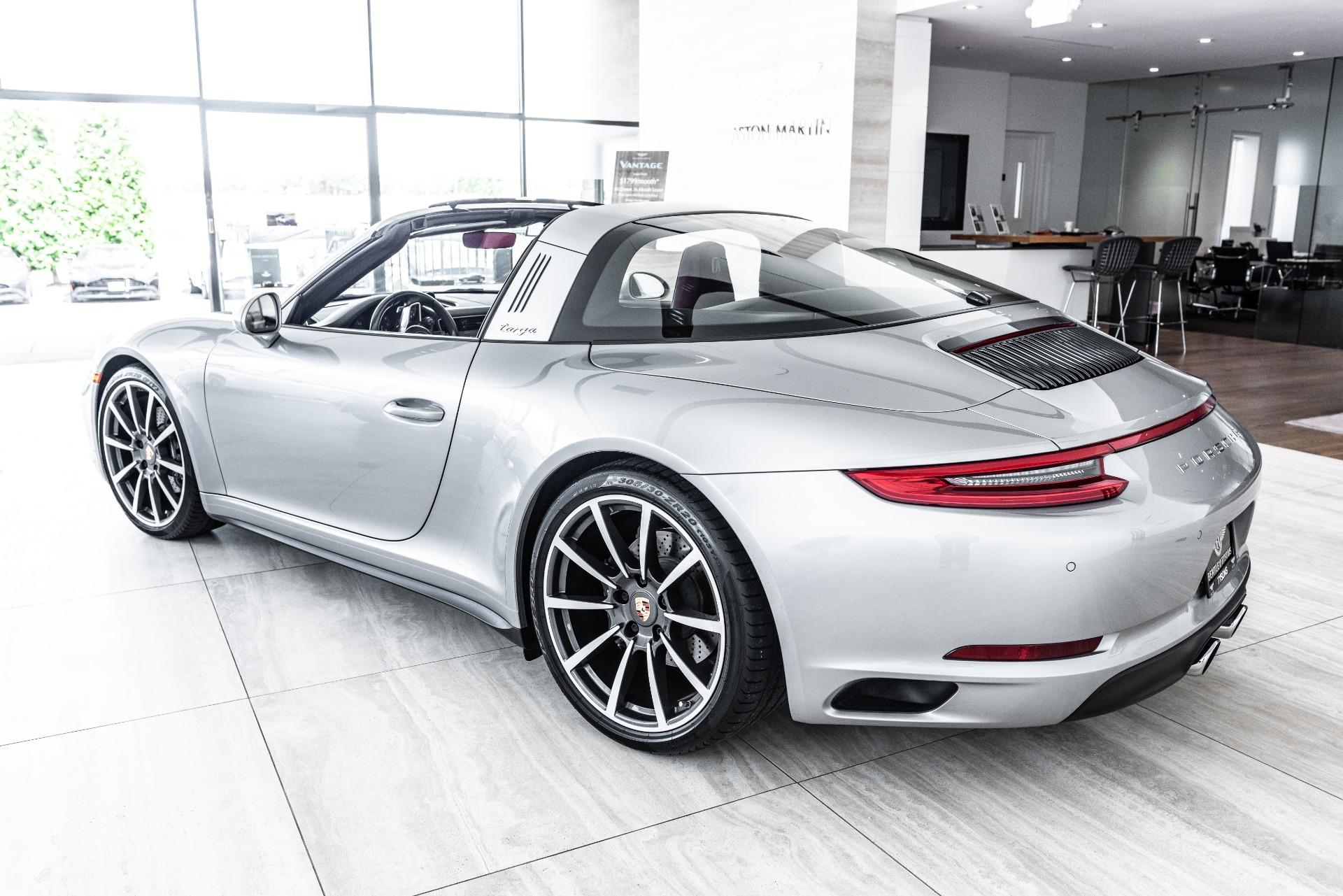 Porsche 911 Lease Special >> 2017 Porsche 911 Targa 4 Stock # P132129 for sale near Vienna, VA | VA Porsche Dealer