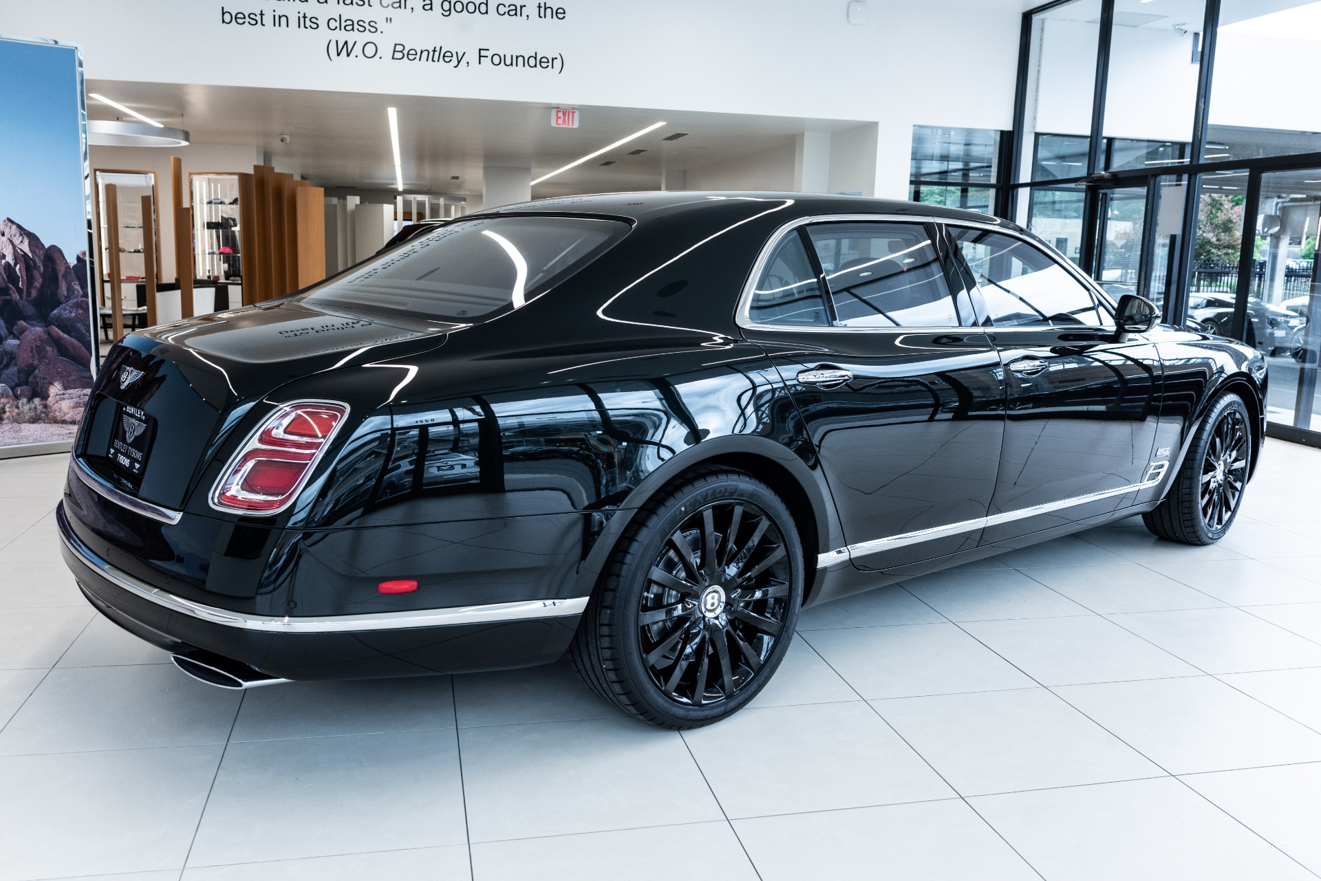 Lease A Car Near Me >> 2019 Bentley Mulsanne WO Bentley Edition Stock # 9N004407 for sale near Vienna, VA | VA Bentley ...
