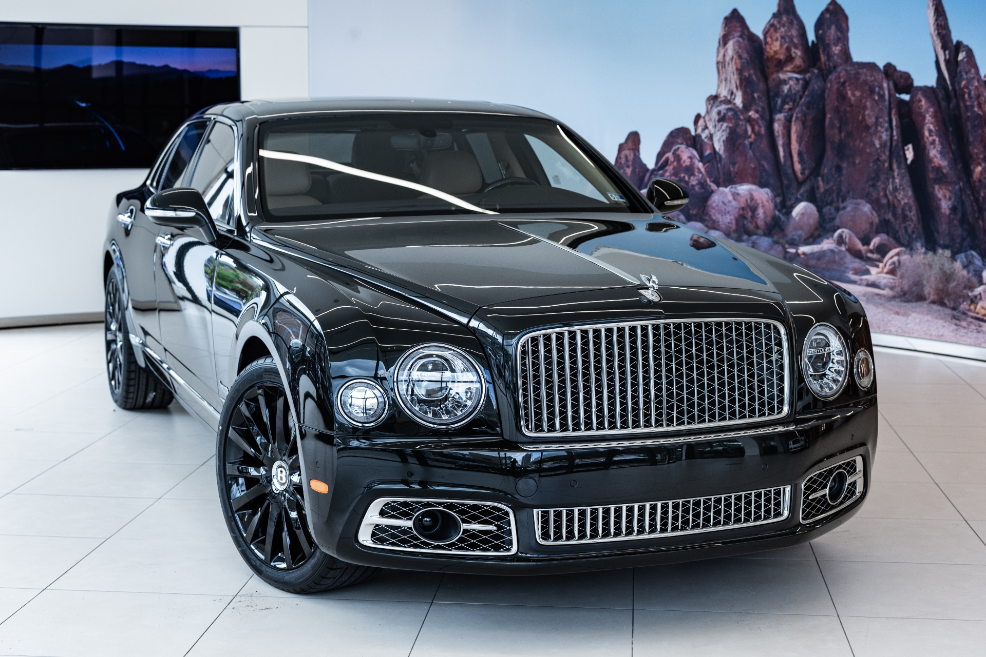 2019 Bentley Mulsanne Wo Bentley Edition Stock 9n004407 For Sale Near Vienna Va Va Bentley Dealer