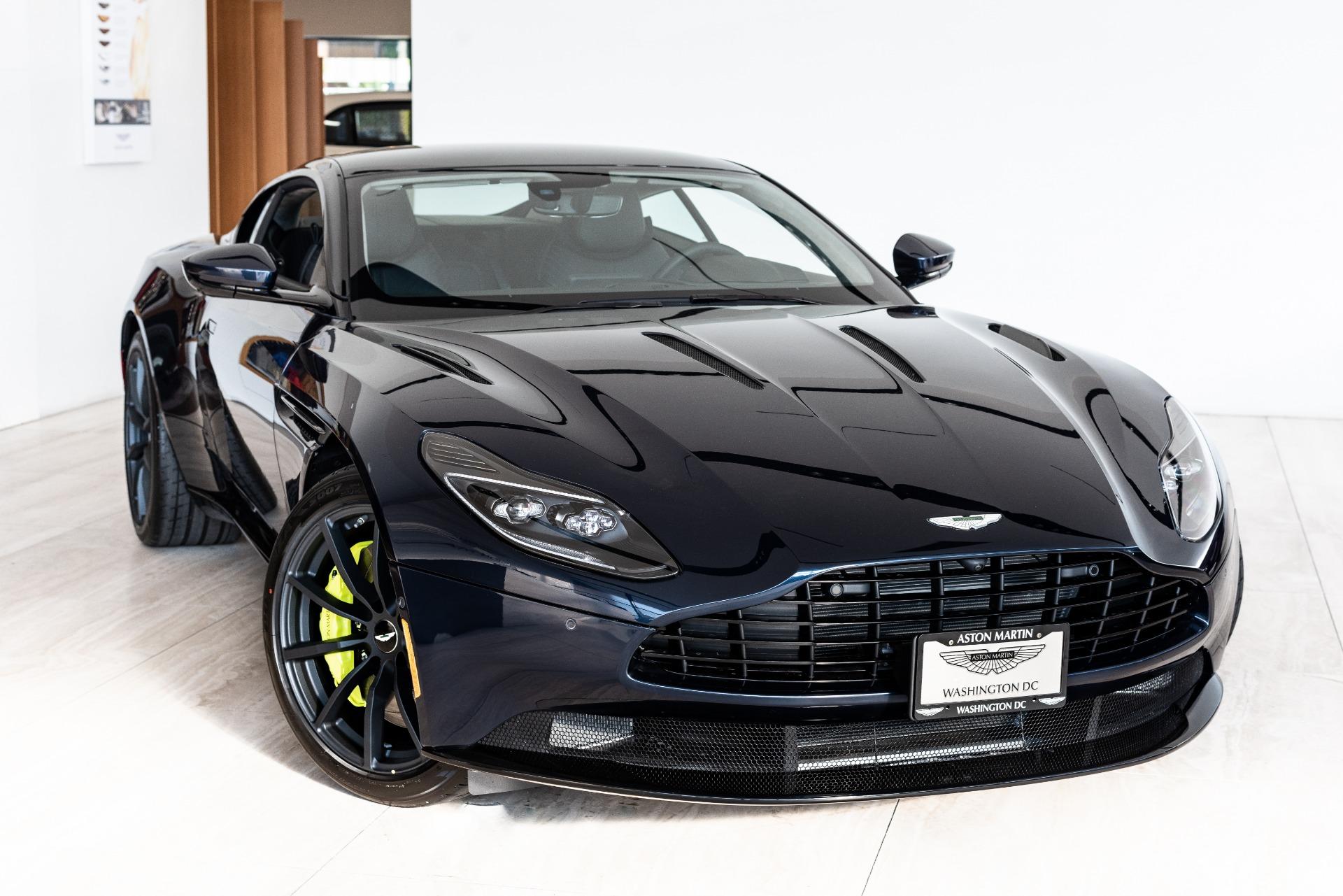 Aston Martin Stock >> 2019 Aston Martin Db11 Amr Stock 9nl08277 For Sale Near